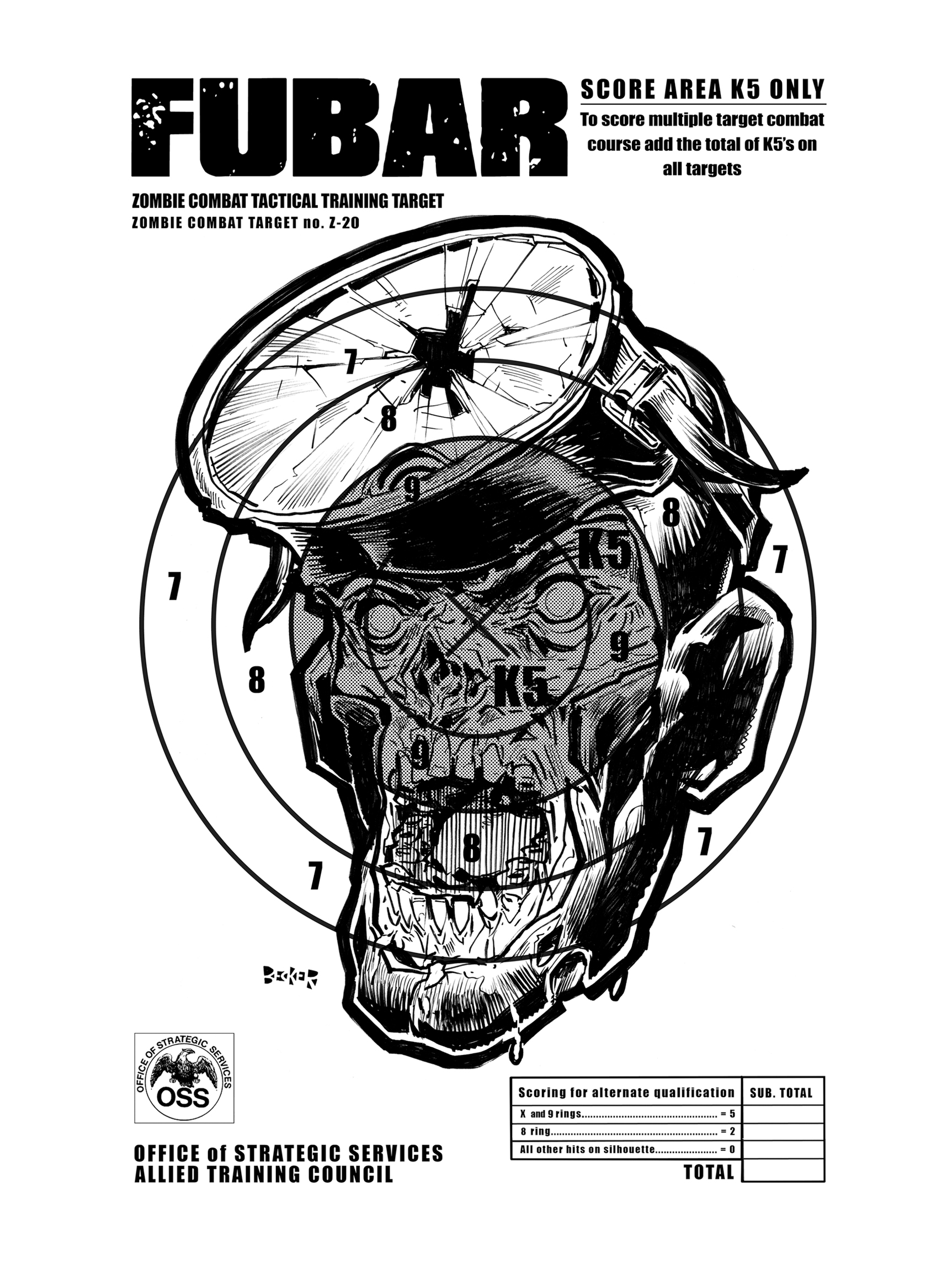 Read online FUBAR comic -  Issue #2 - 272