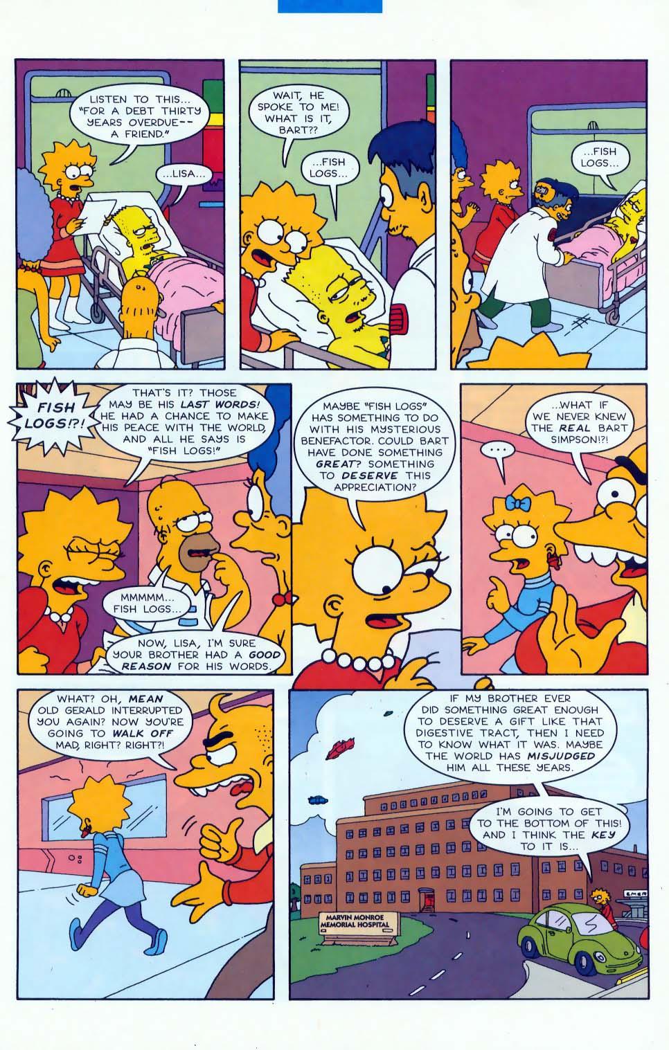 Read online Simpsons Comics comic -  Issue #47 - 4