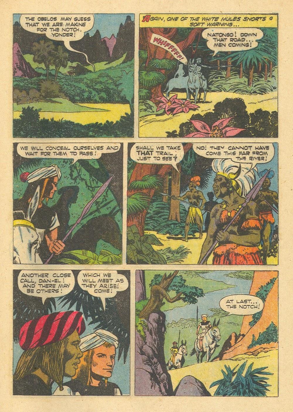 Tarzan (1948) issue 65 - Page 29