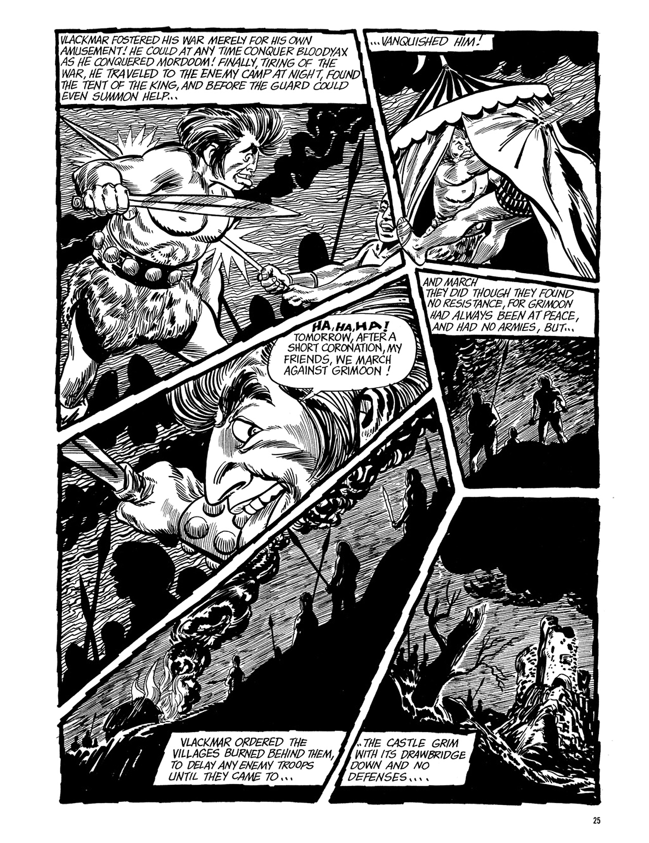 Read online Eerie Archives comic -  Issue # TPB 5 - 26