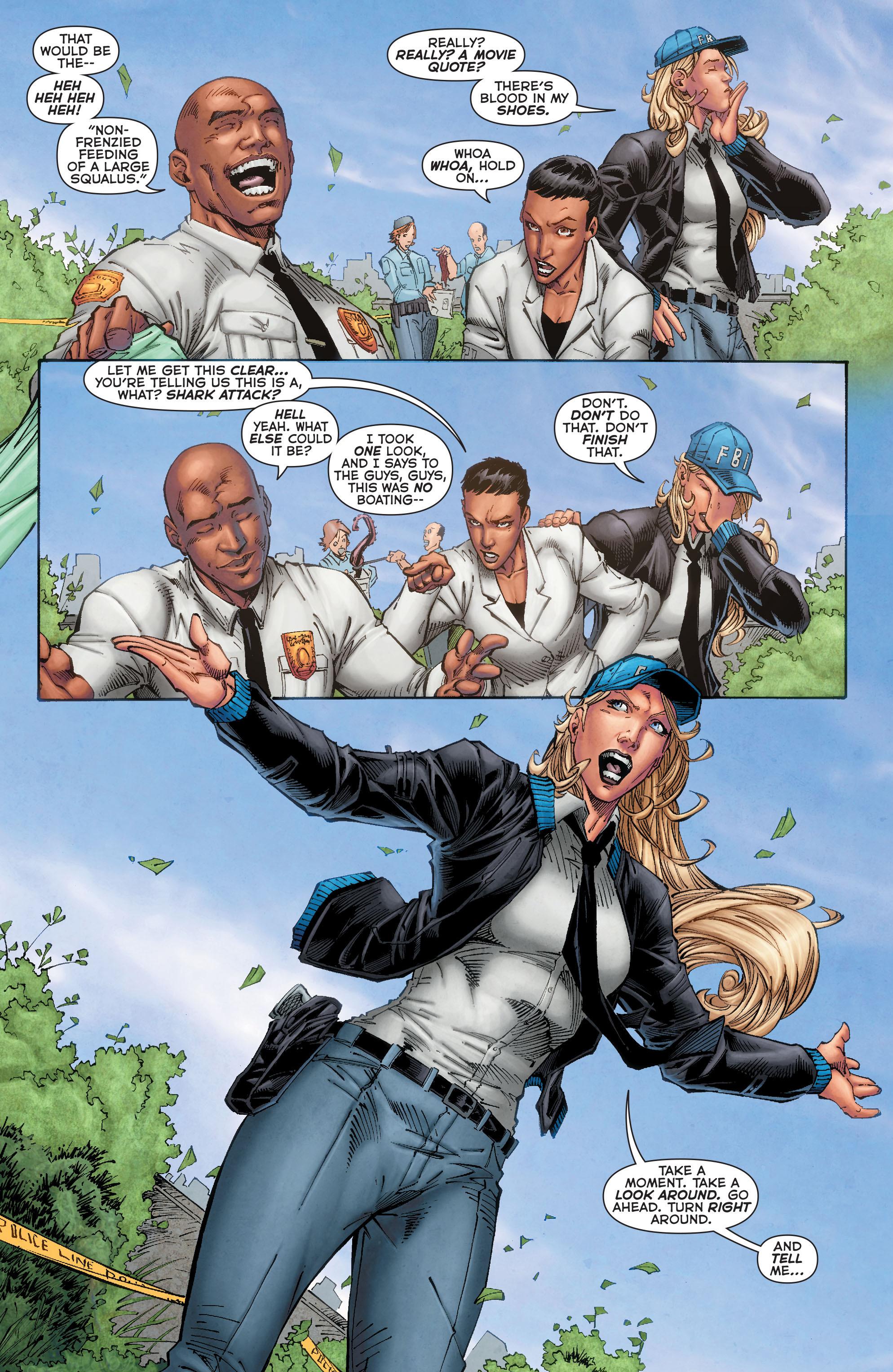 Read online Aquaman (2011) comic -  Issue #50 - 5
