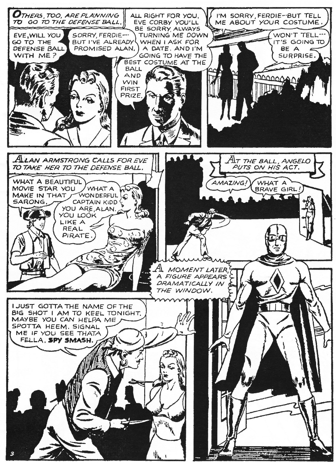 Read online Men of Mystery Comics comic -  Issue #77 - 19