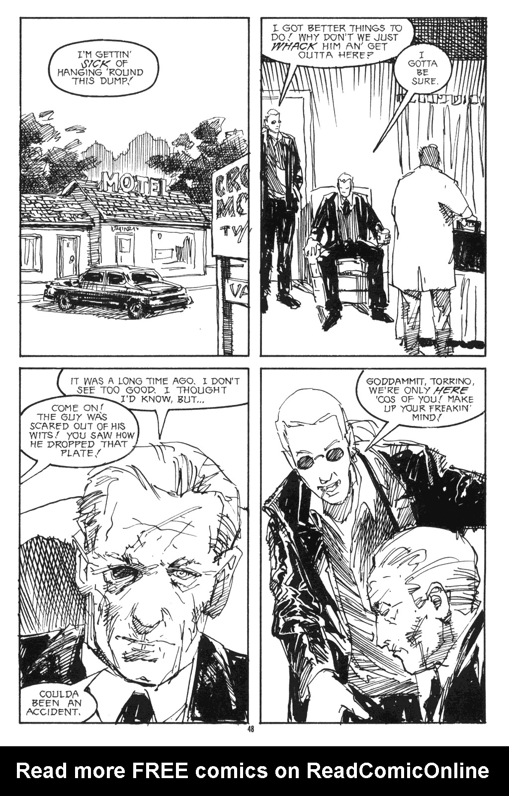 Read online A History of Violence comic -  Issue #A History of Violence Full - 61