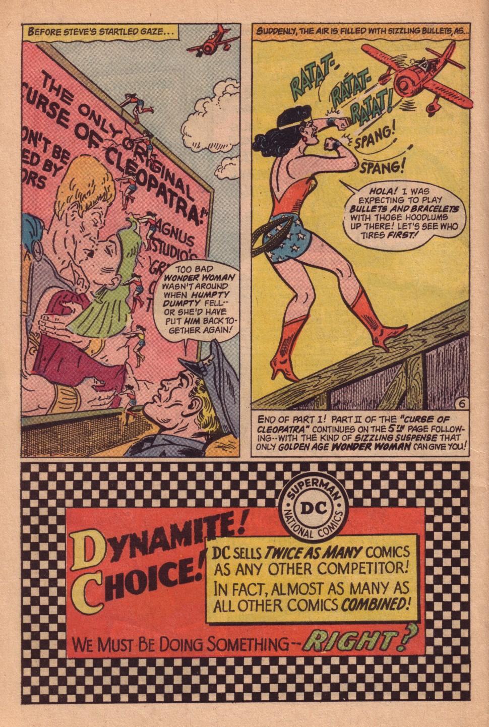 Read online Wonder Woman (1942) comic -  Issue #161 - 8
