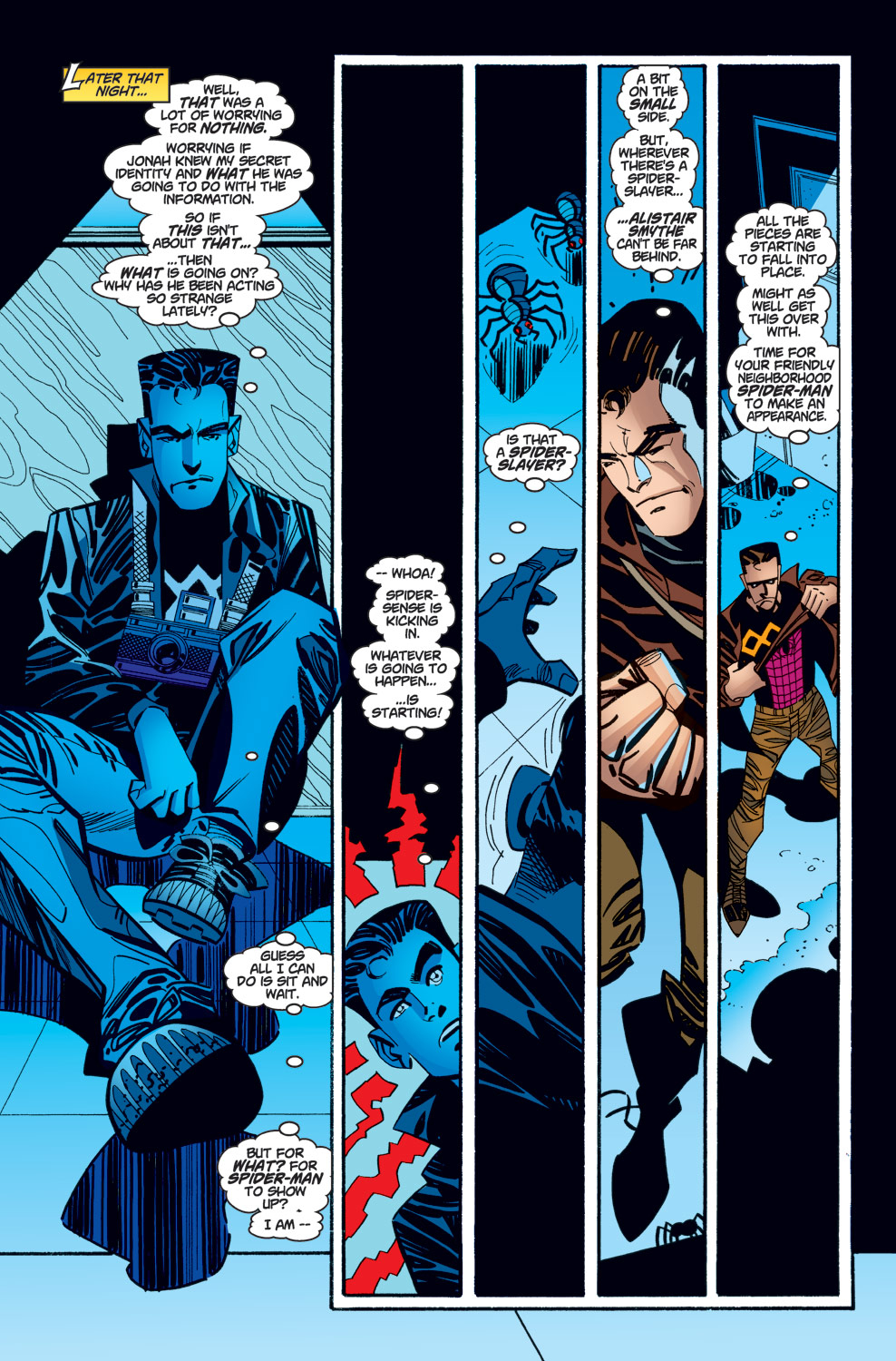 The Amazing Spider-Man (1999) 20 Page 14