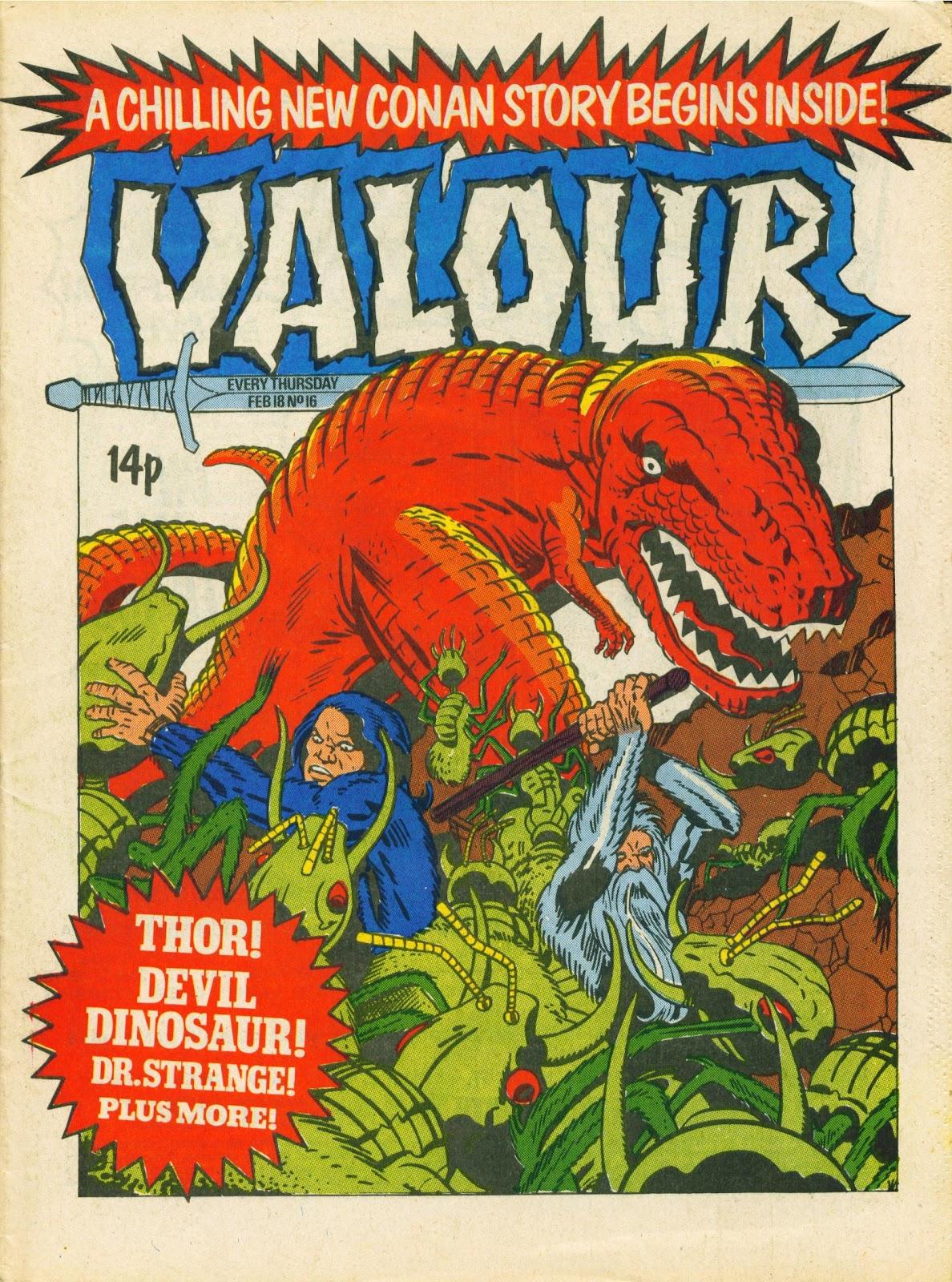 Valour 16 Page 1