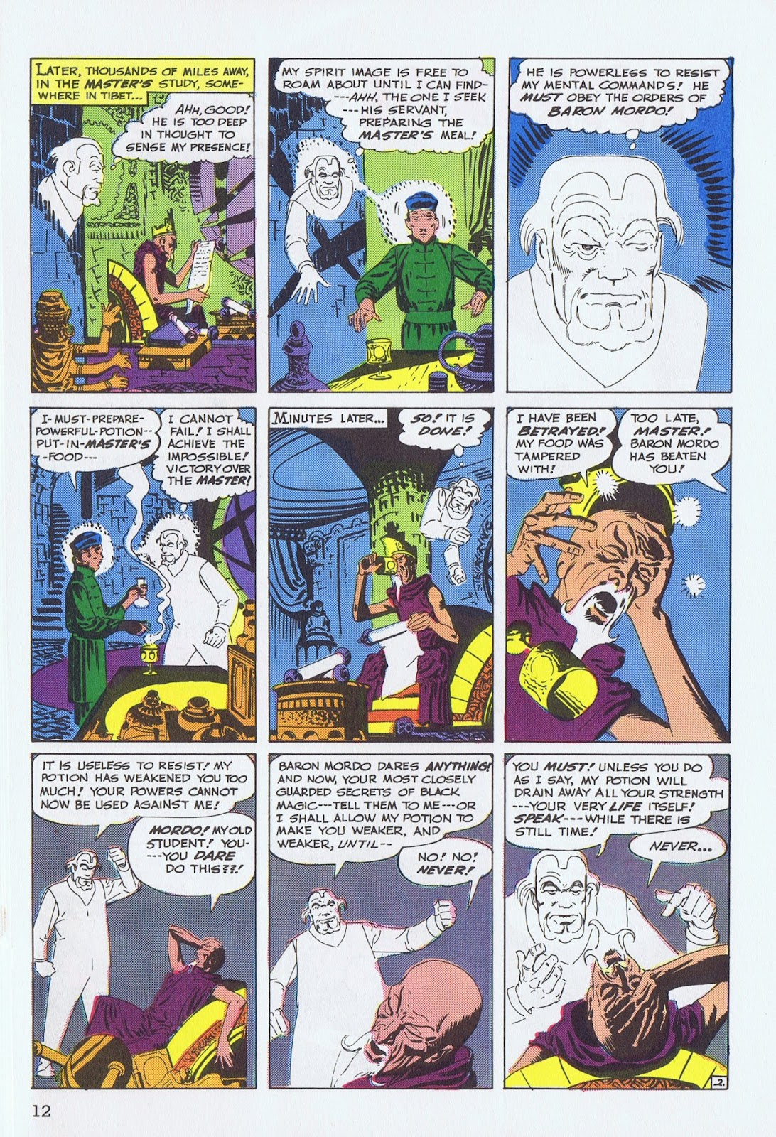 Doctor Strange: Master of the Mystic Arts issue TPB - Page 10