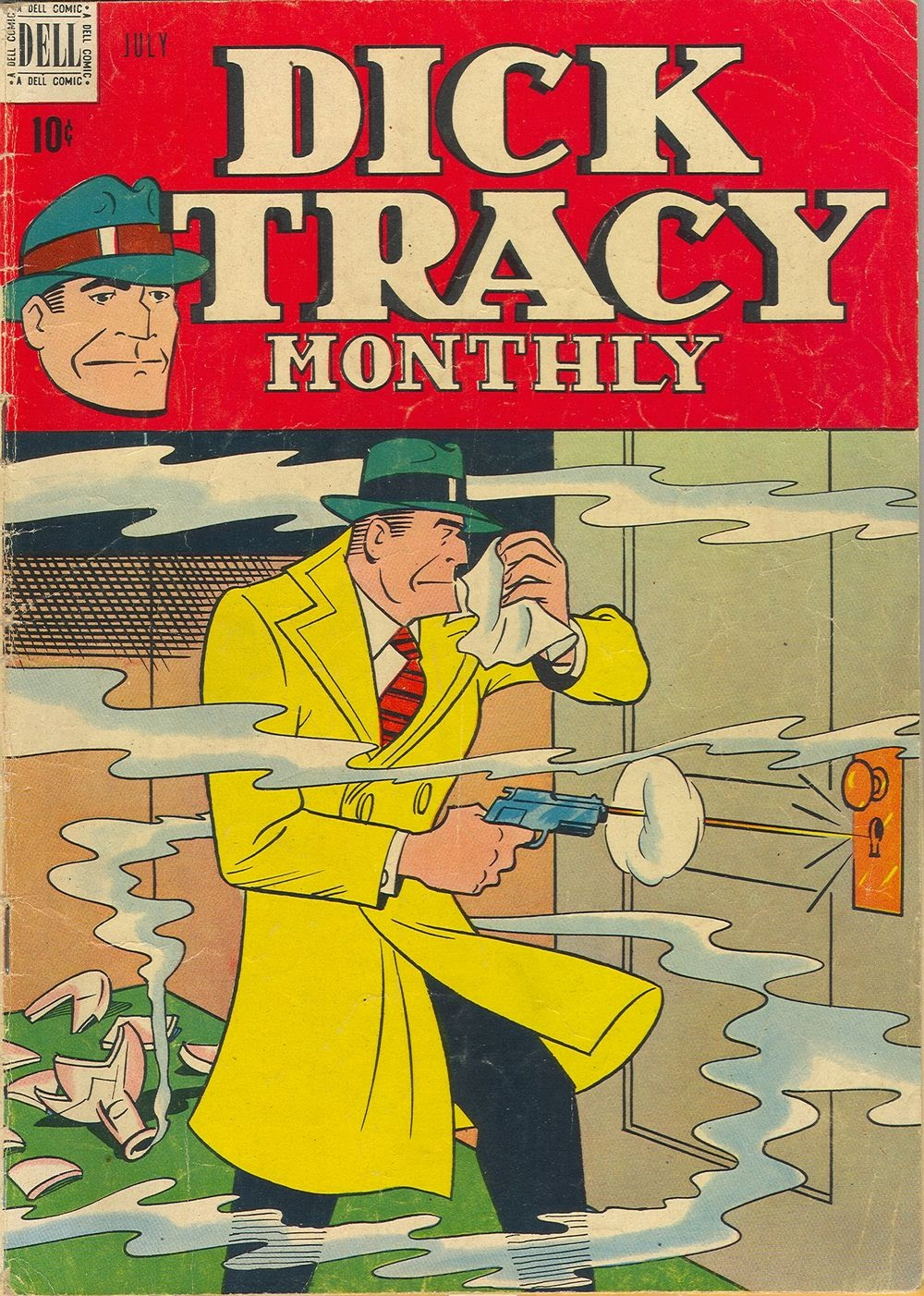 Dick Tracy Monthly issue 7 - Page 1