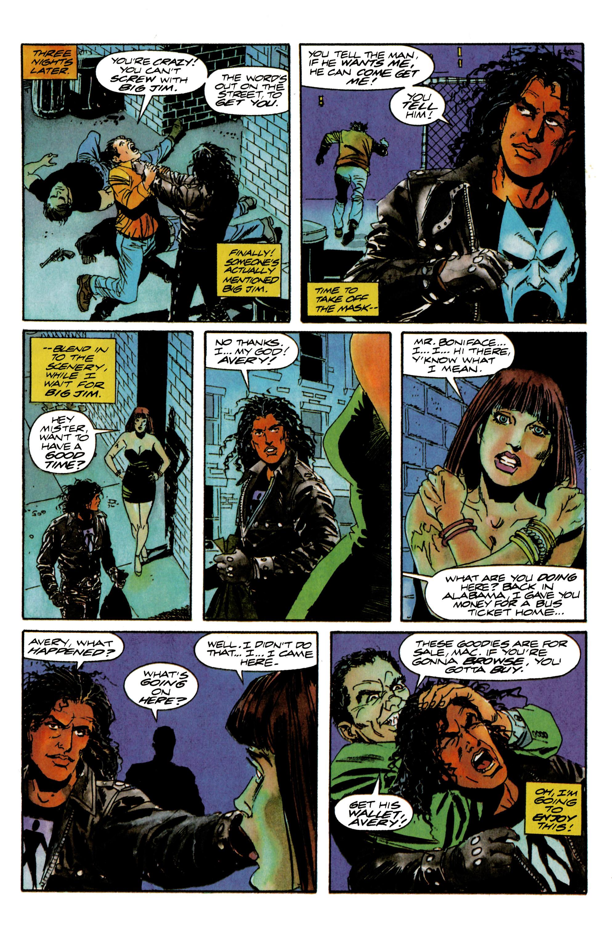 Read online Shadowman (1992) comic -  Issue #16 - 13