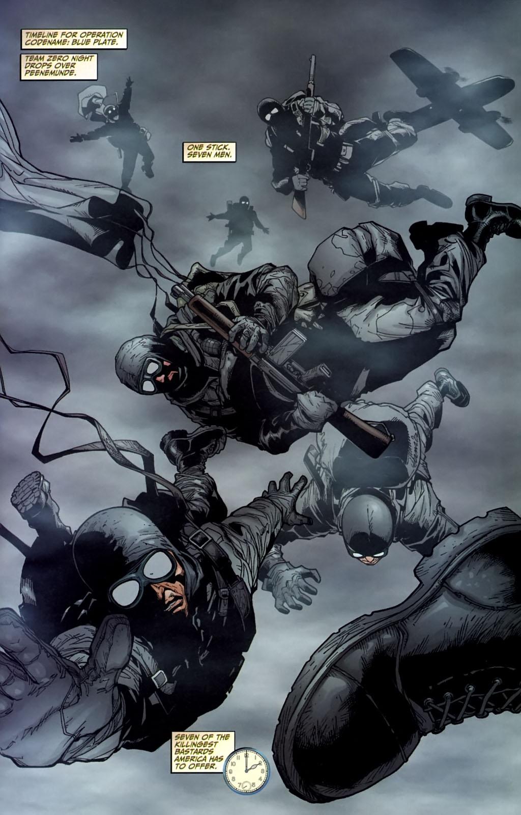 Read online Team Zero comic -  Issue #3 - 2