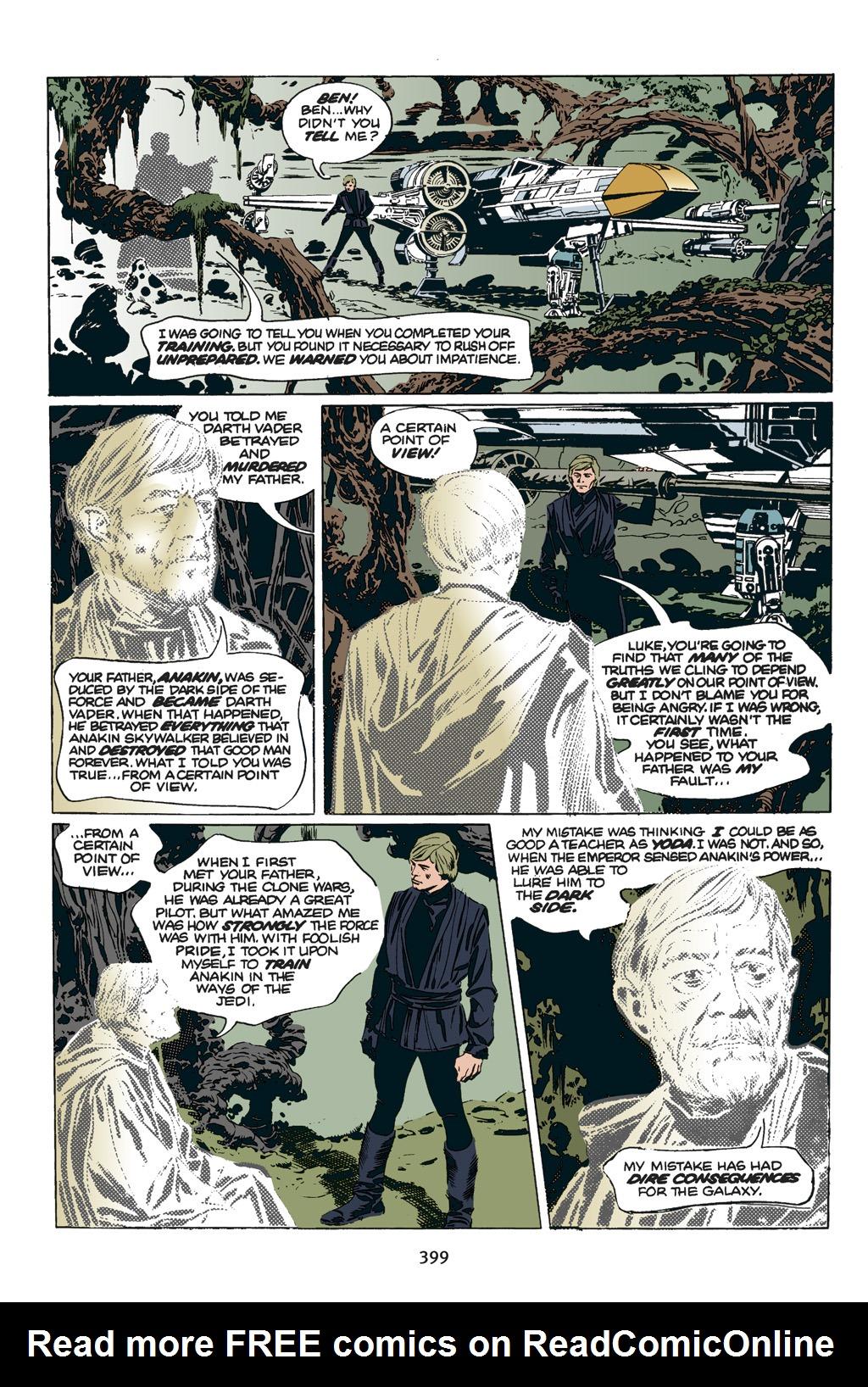 Read online Star Wars Omnibus comic -  Issue # Vol. 18.5 - 117