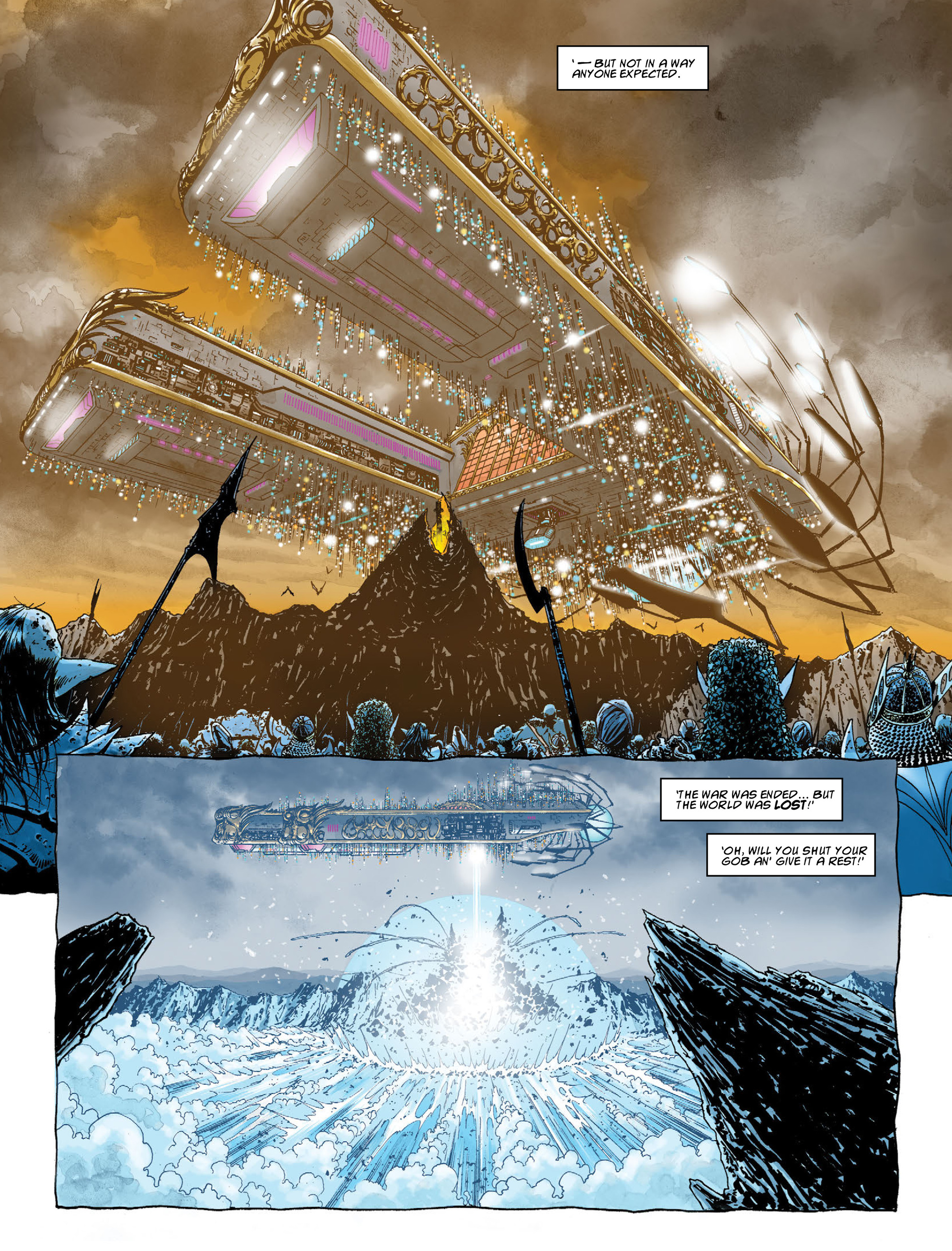 Read online 2000 AD comic -  Issue #2011 - 21