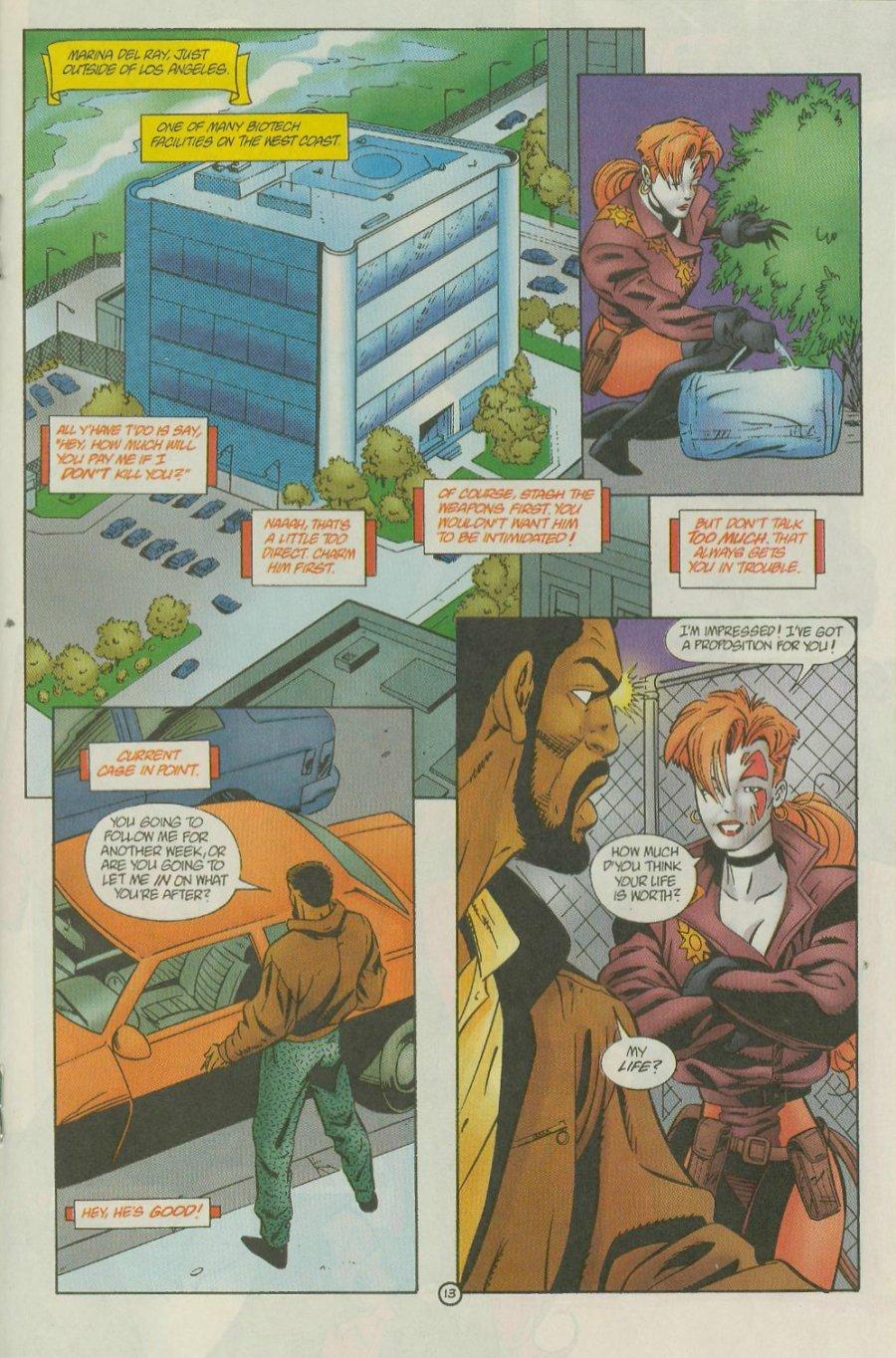 Read online Siren comic -  Issue #1 - 15