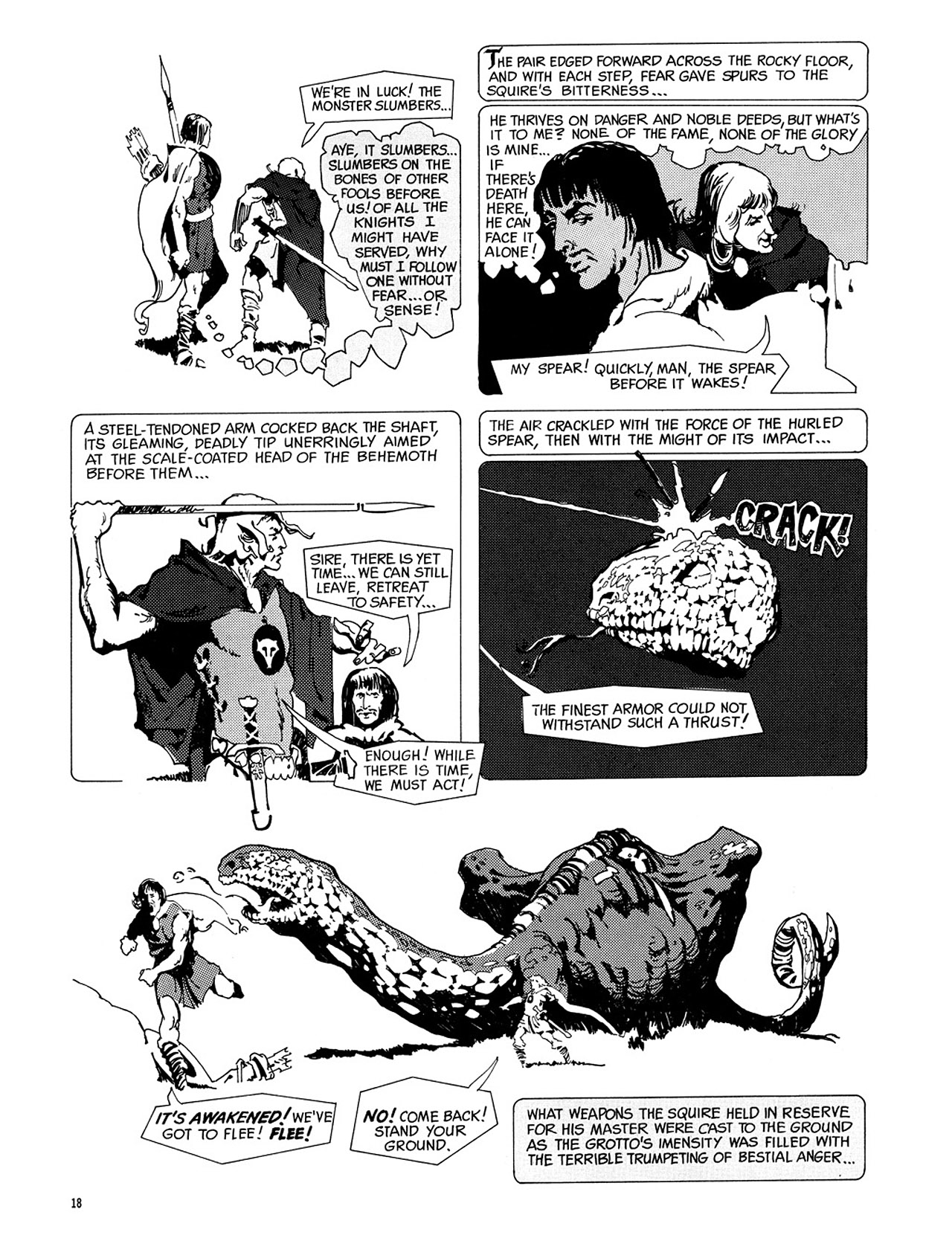 Read online Eerie Archives comic -  Issue # TPB 3 - 19