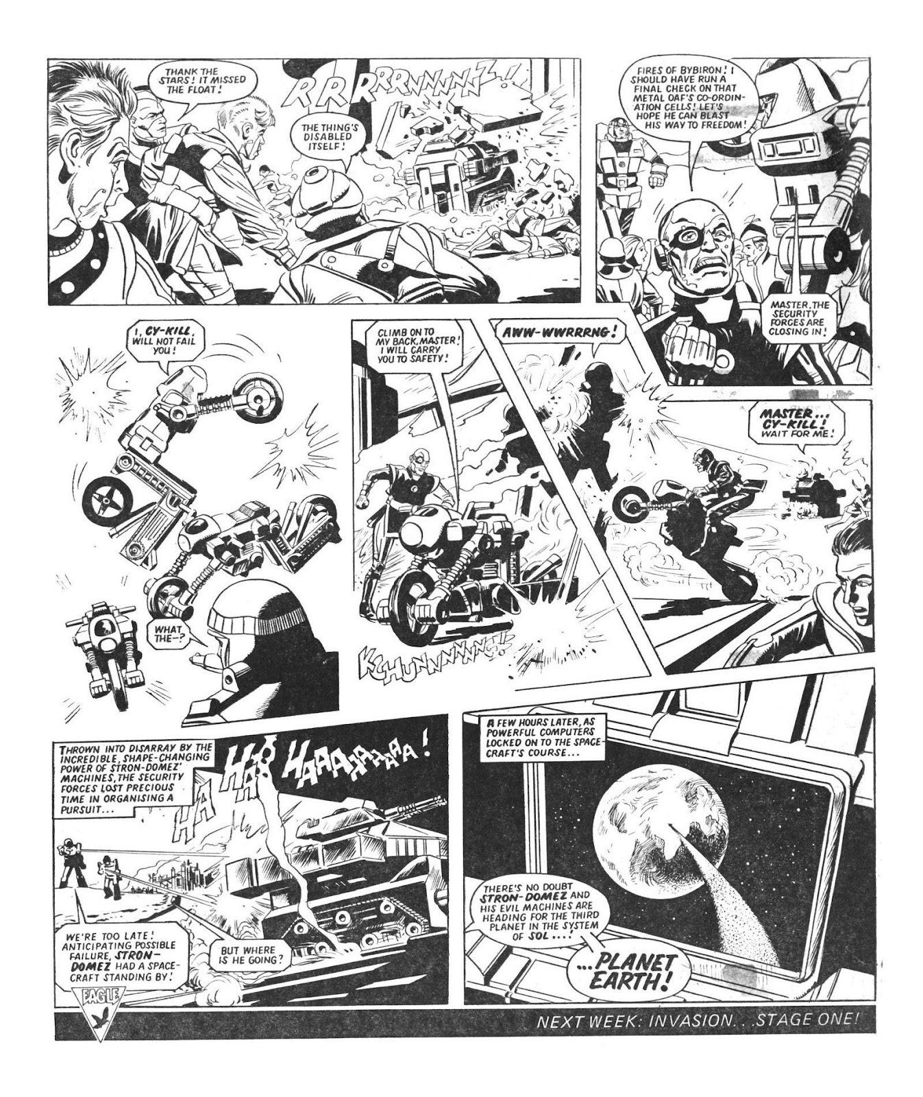 Read online Robo Machines comic -  Issue # TPB - 11