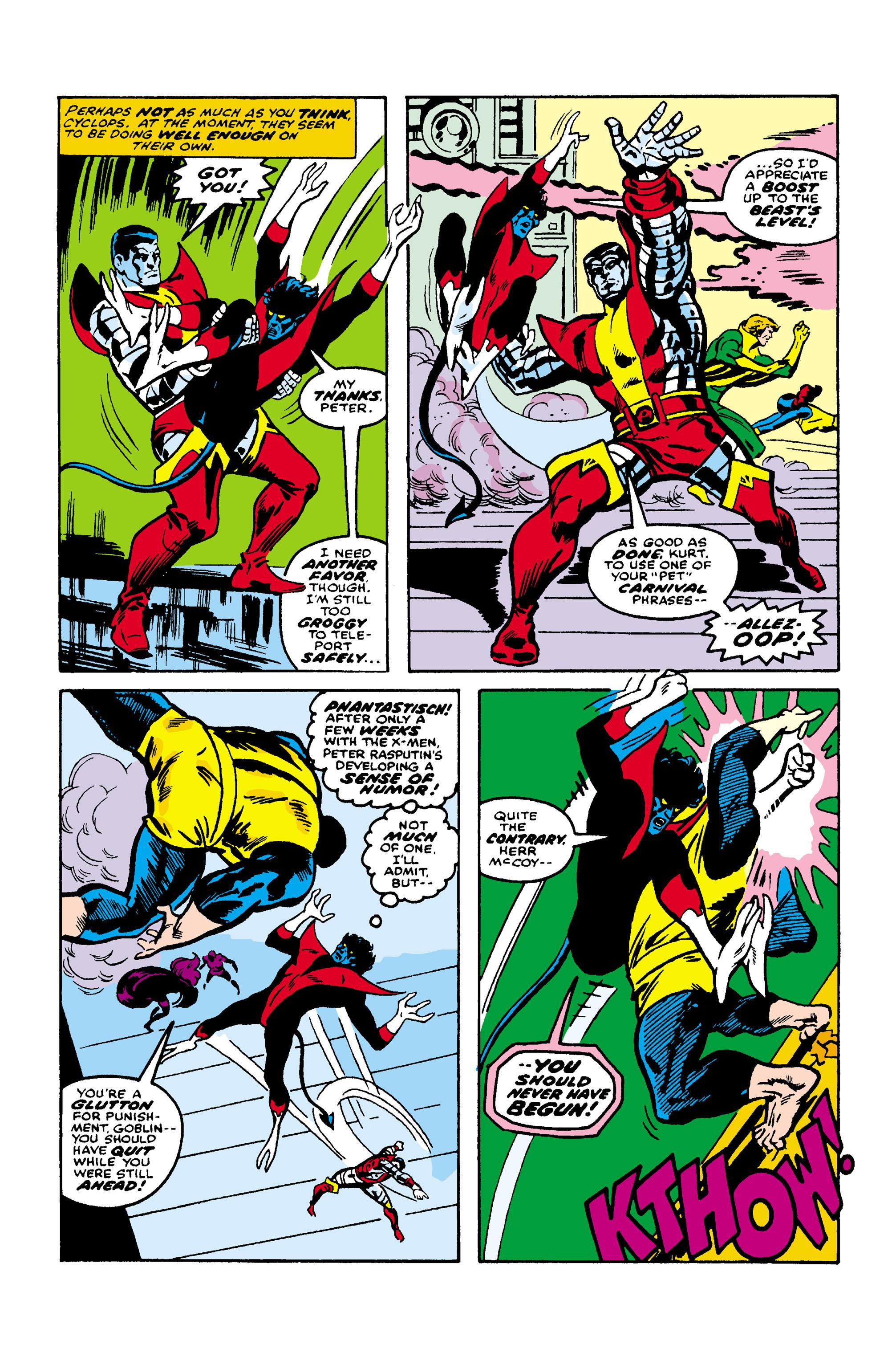 Read online Uncanny X-Men (1963) comic -  Issue #106 - 14