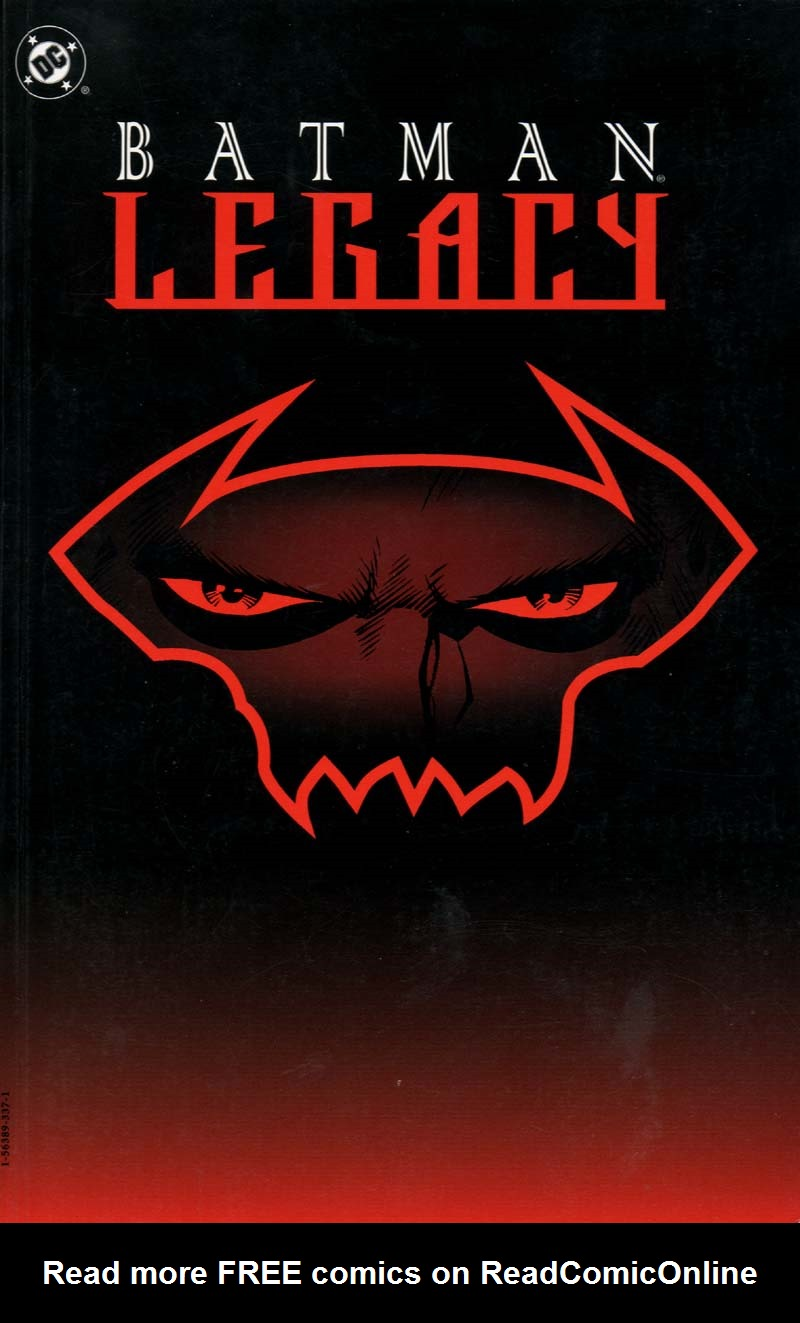 Batman: Legacy TPB Page 1