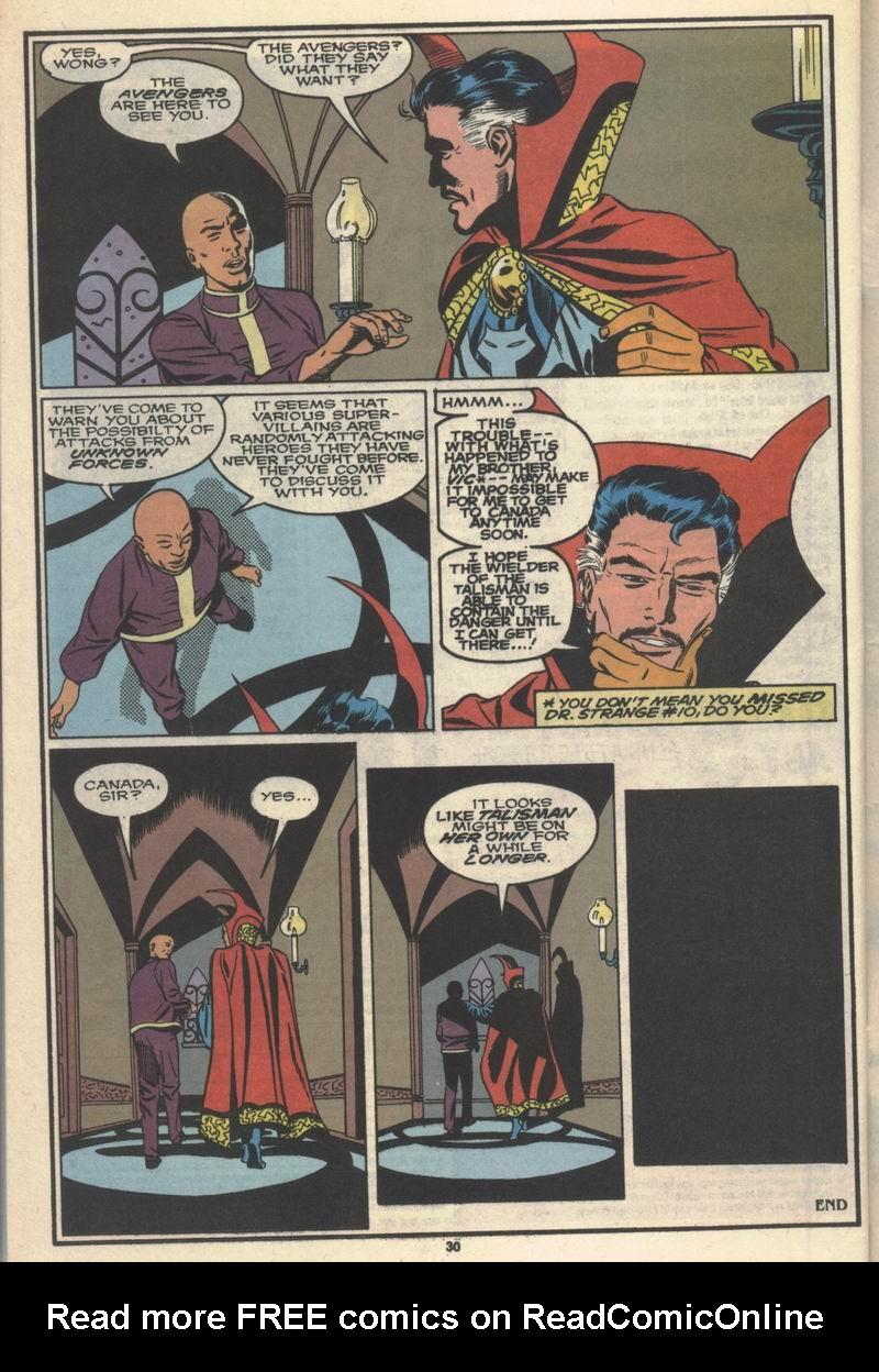 Read online Alpha Flight (1983) comic -  Issue #78 - 24