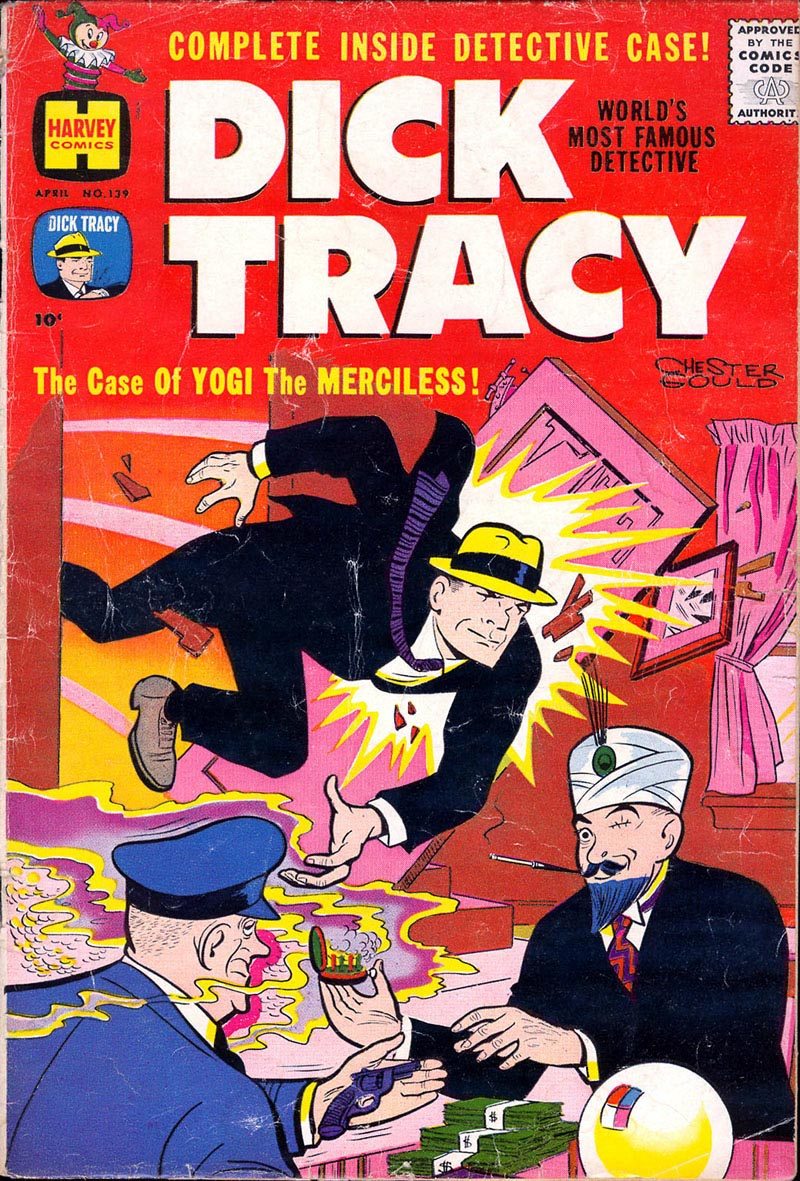 Dick Tracy (1950) 139 Page 1