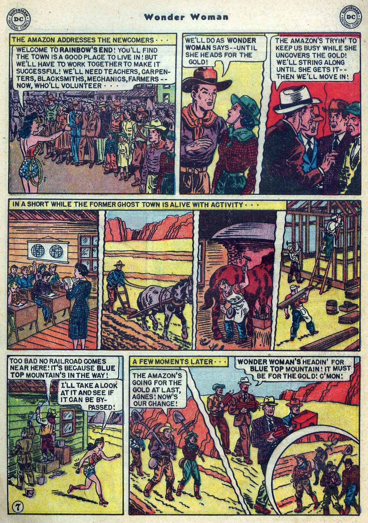 Read online Wonder Woman (1942) comic -  Issue #53 - 38
