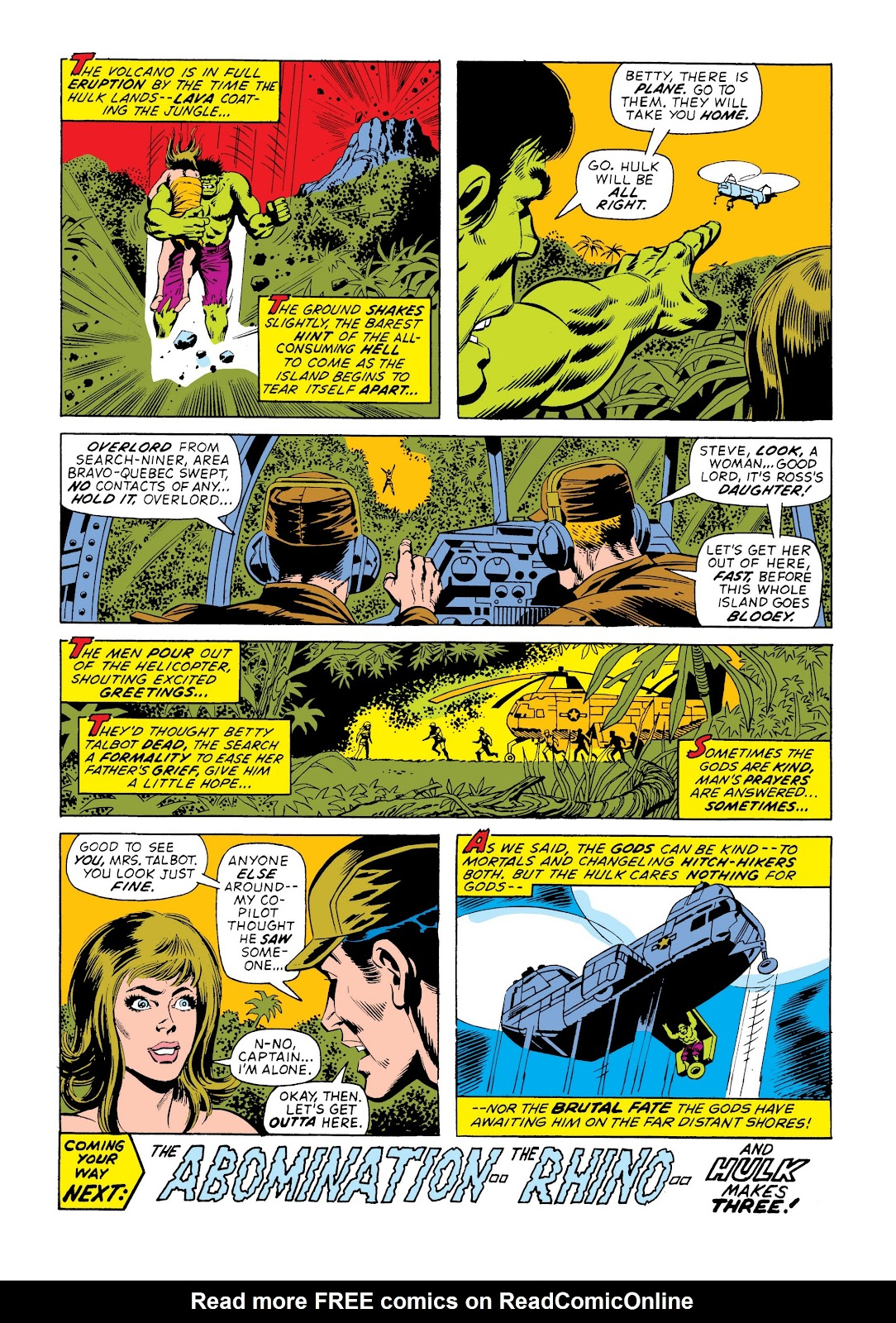 Read online Marvel Masterworks: The Incredible Hulk comic -  Issue # TPB 9 (Part 3) - 96