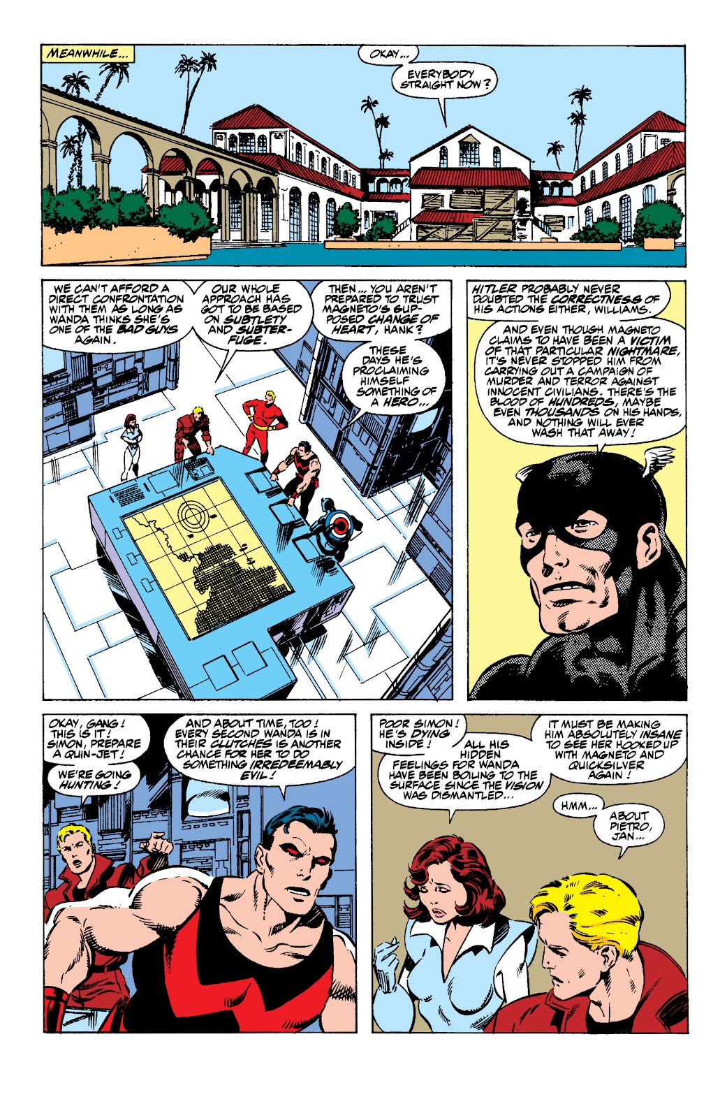 Avengers West Coast (1989) issue 57 - Page 11