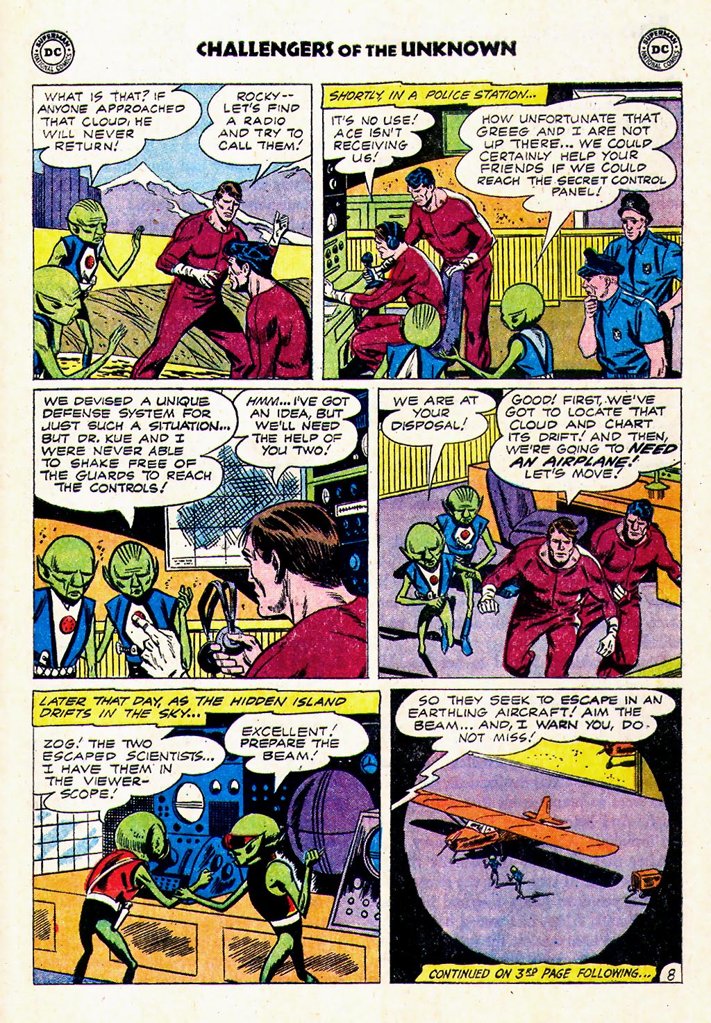 Challengers of the Unknown (1958) issue 23 - Page 25