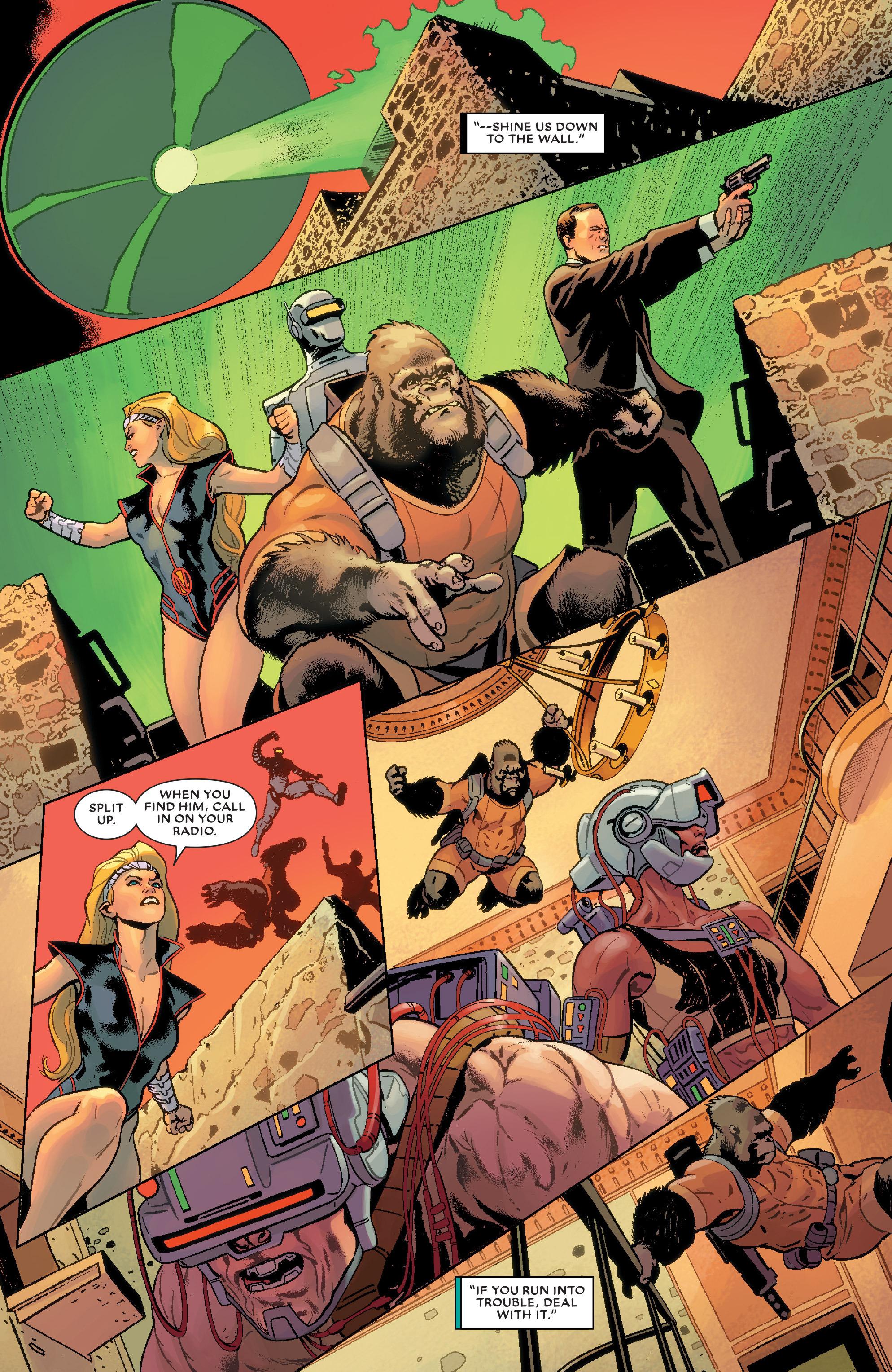 Read online Secret Wars Journal/Battleworld comic -  Issue # TPB - 106