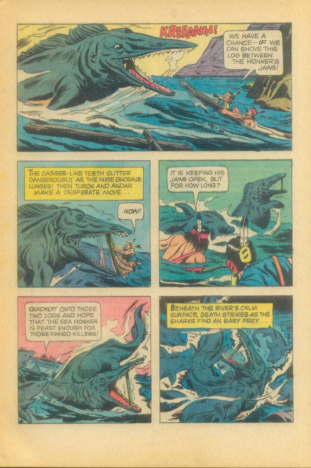 Read online Turok, Son of Stone comic -  Issue #81 - 5