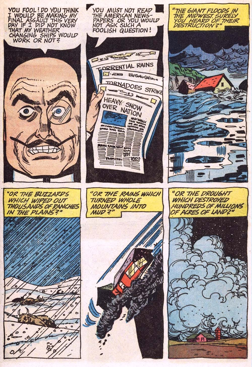 Dracula (1962) issue 3 - Page 20