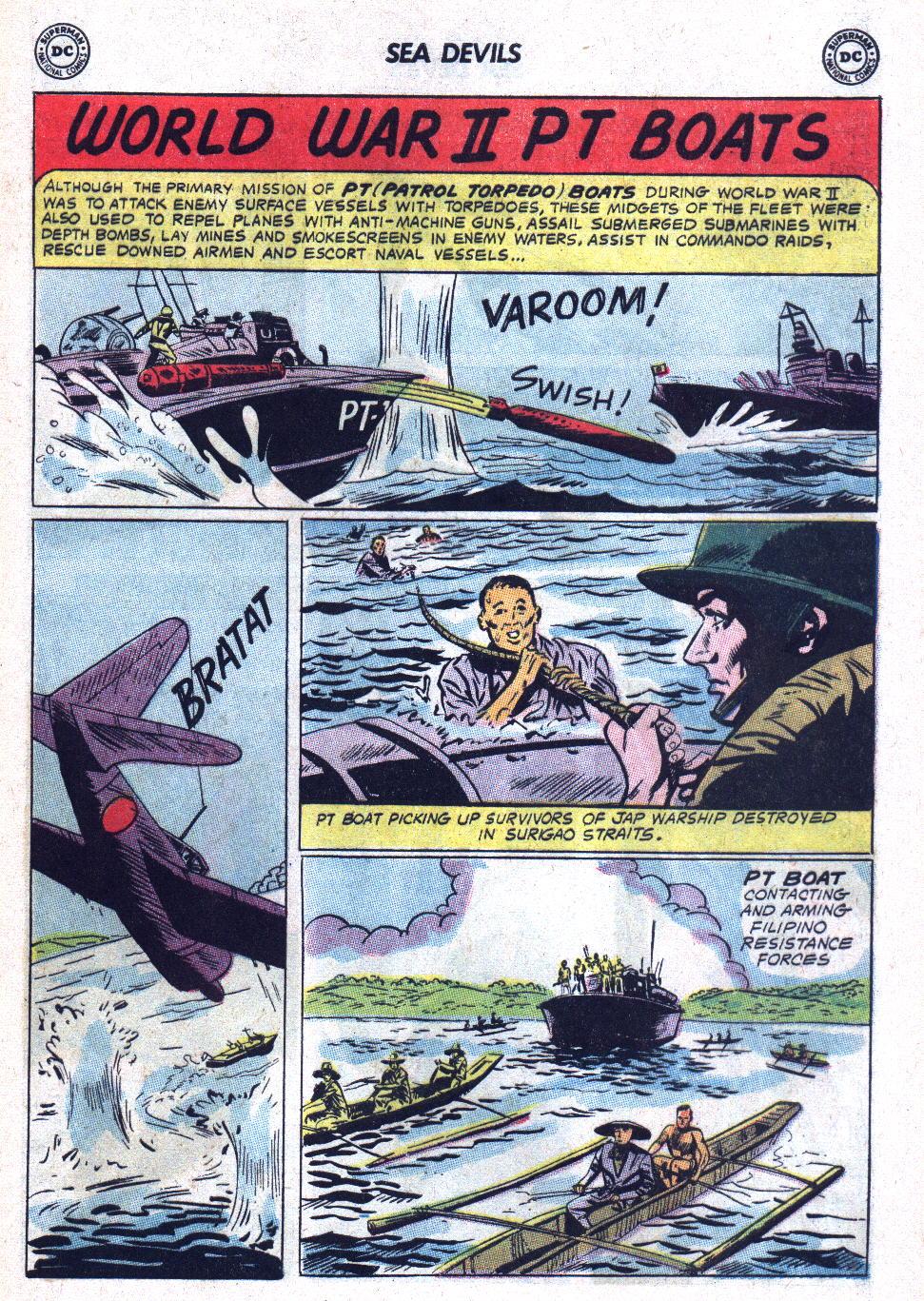 Read online Sea Devils comic -  Issue #9 - 26