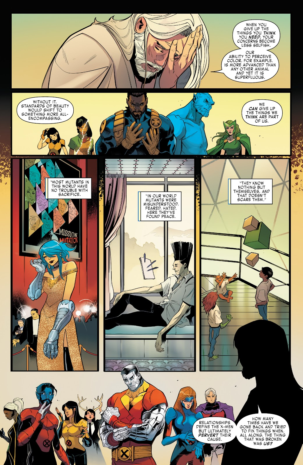 Read online Age of X-Man Omega comic -  Issue # Full - 23