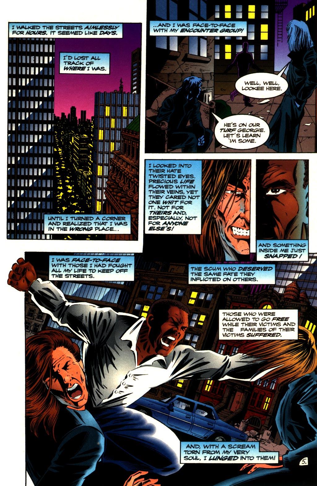 Read online ShadowHawk comic -  Issue #10 - 7