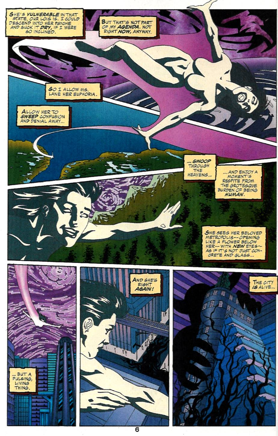 Read online Adventures of Superman (1987) comic -  Issue #585 - 7
