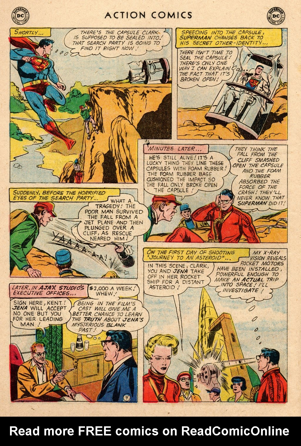 Read online Action Comics (1938) comic -  Issue #266 - 6