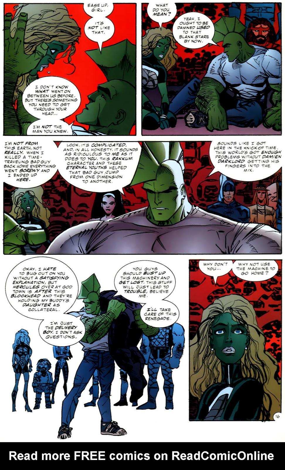 The Savage Dragon (1993) Issue #97 #100 - English 17