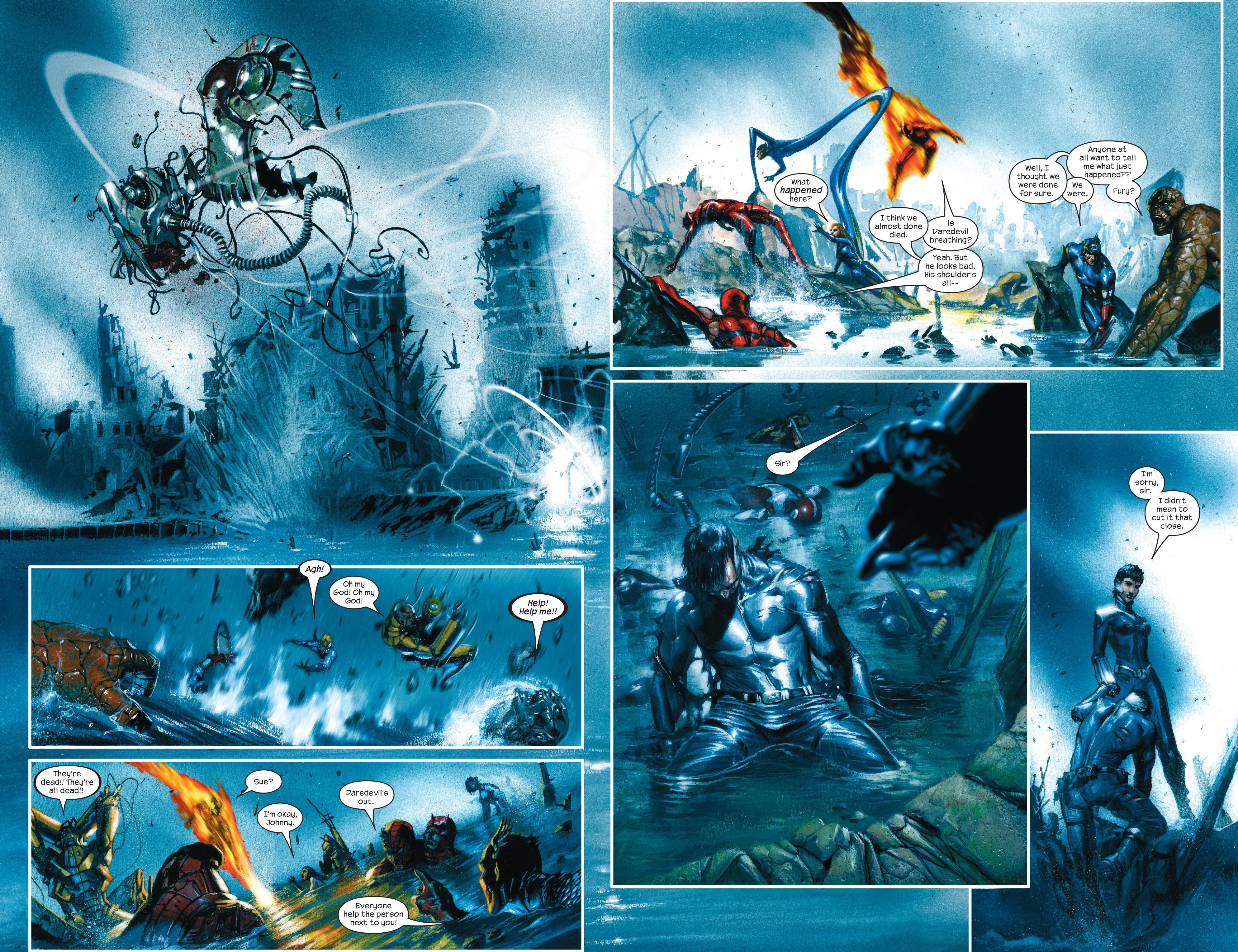 Read online Secret War comic -  Issue # Full - 102
