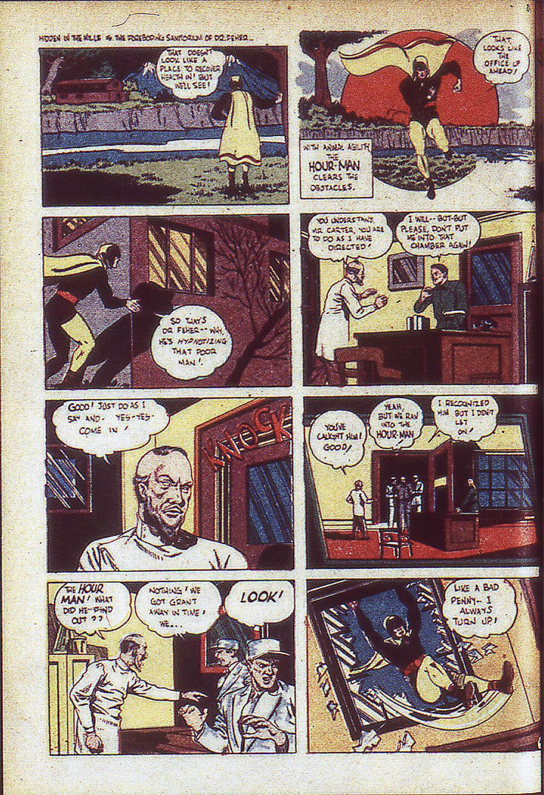 Read online Adventure Comics (1938) comic -  Issue #59 - 7