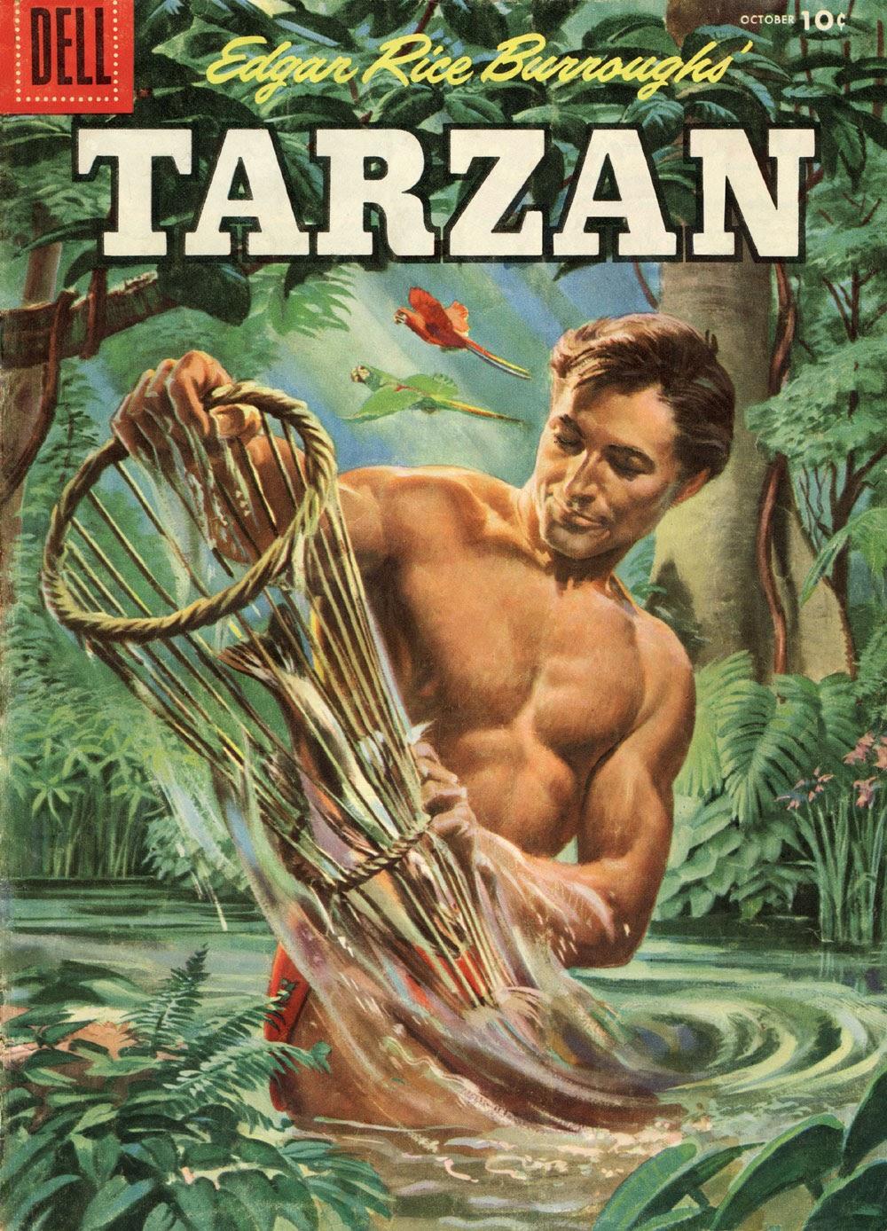 Tarzan (1948) issue 73 - Page 1
