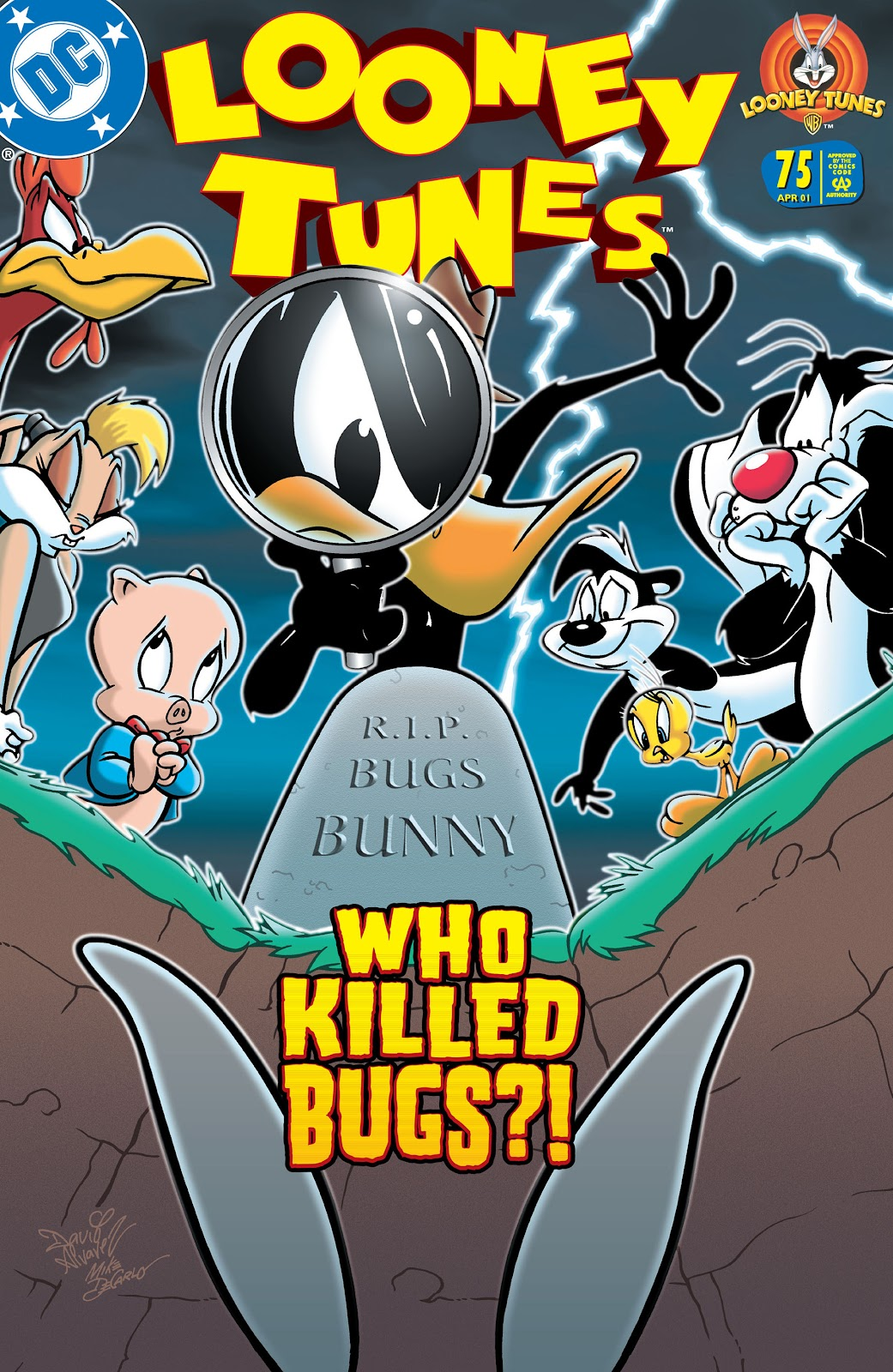 Looney Tunes (1994) Issue #75 #35 - English 1