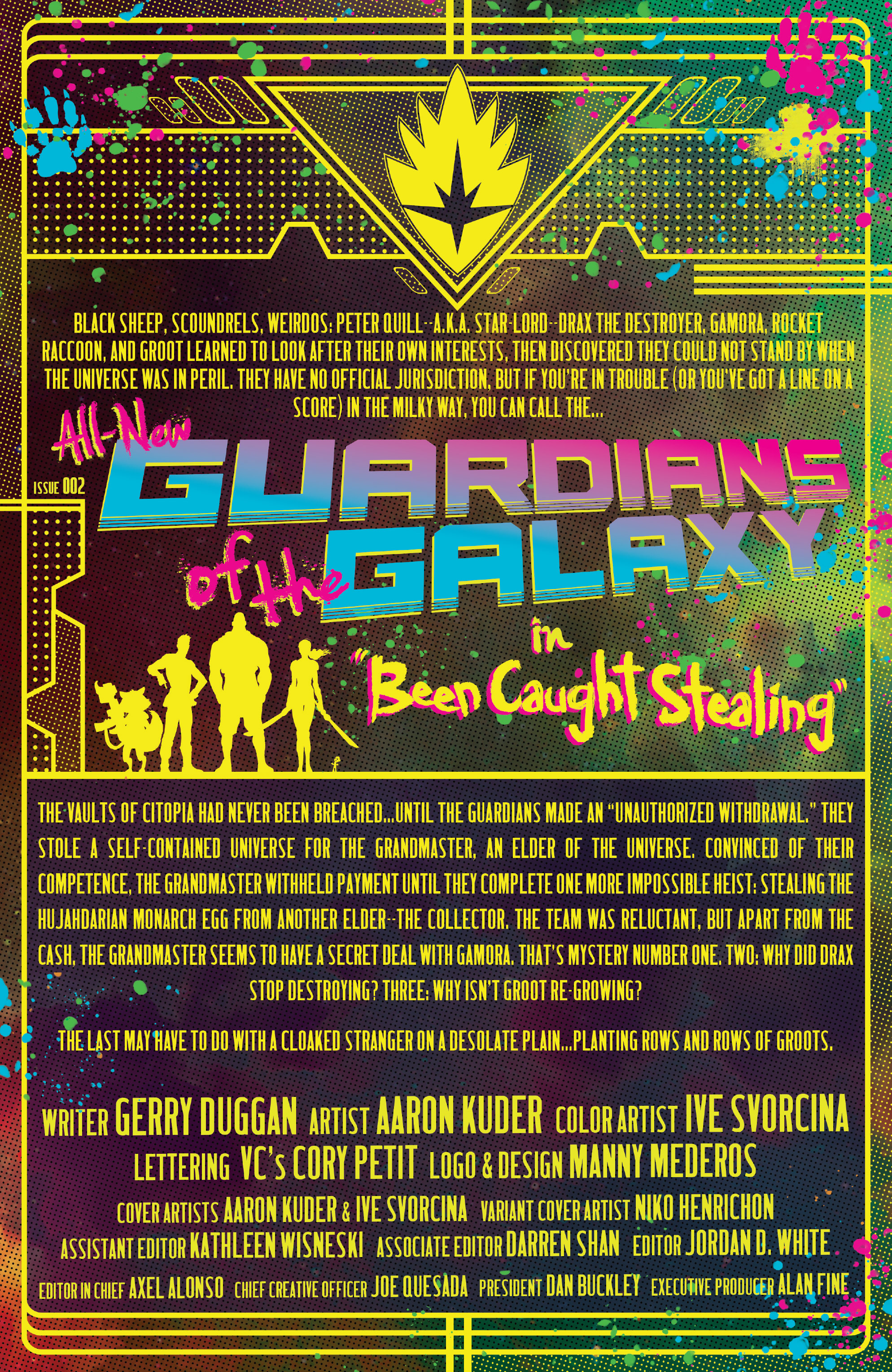 Read online All-New Guardians of the Galaxy comic -  Issue #2 - 2