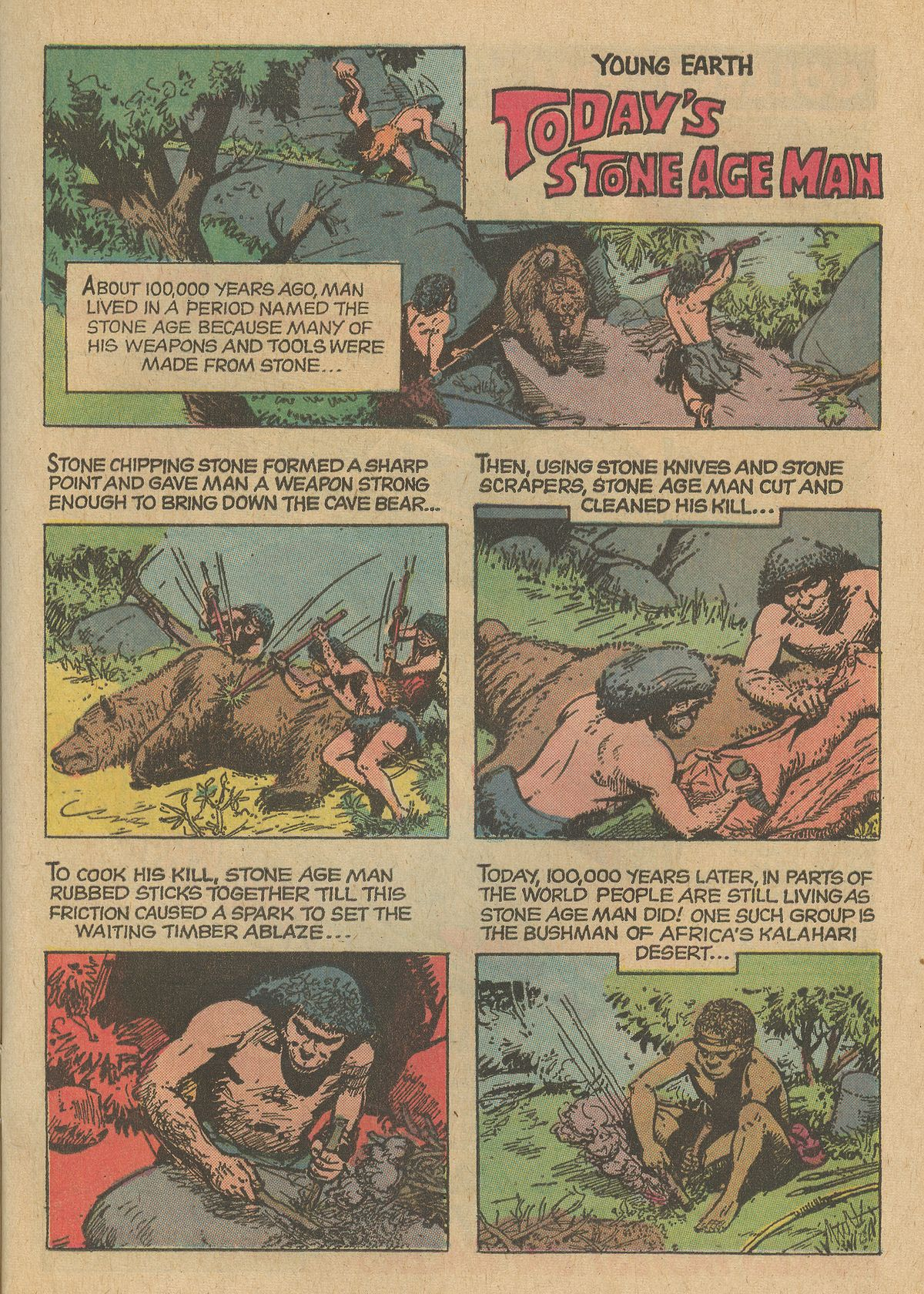 Read online Turok, Son of Stone comic -  Issue #80 - 13