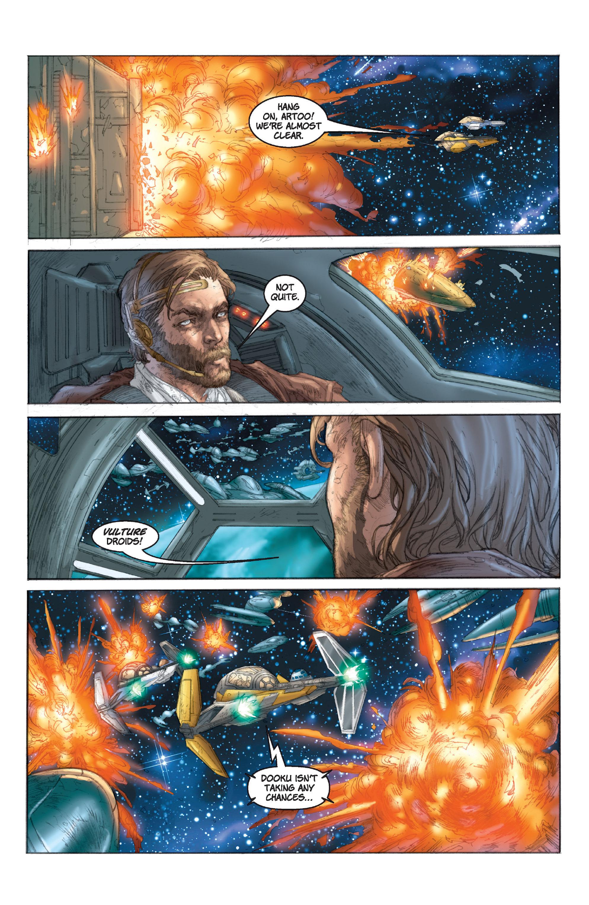 Read online Star Wars Omnibus comic -  Issue # Vol. 26 - 138