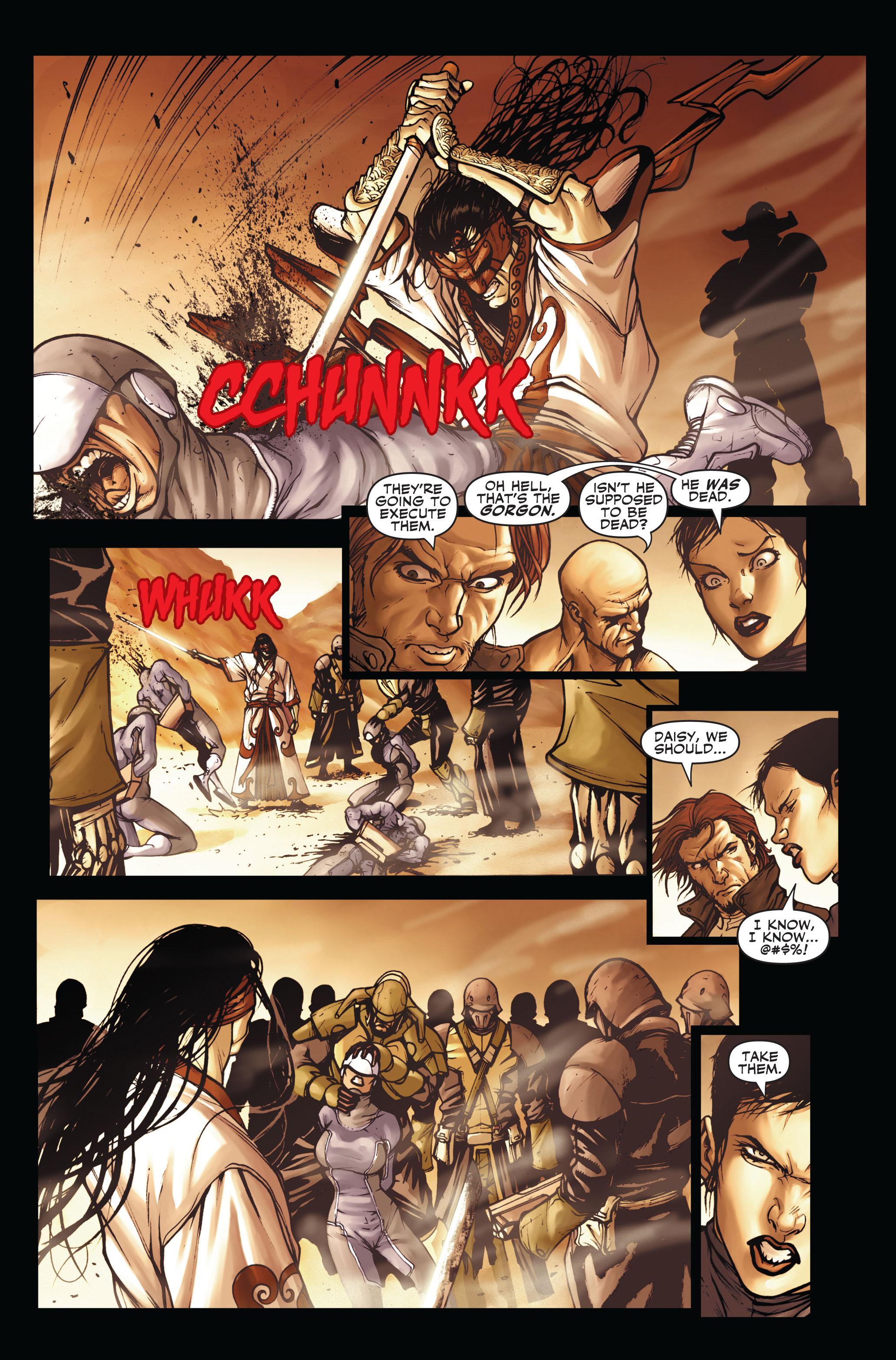 Read online Secret Warriors comic -  Issue #3 - 15