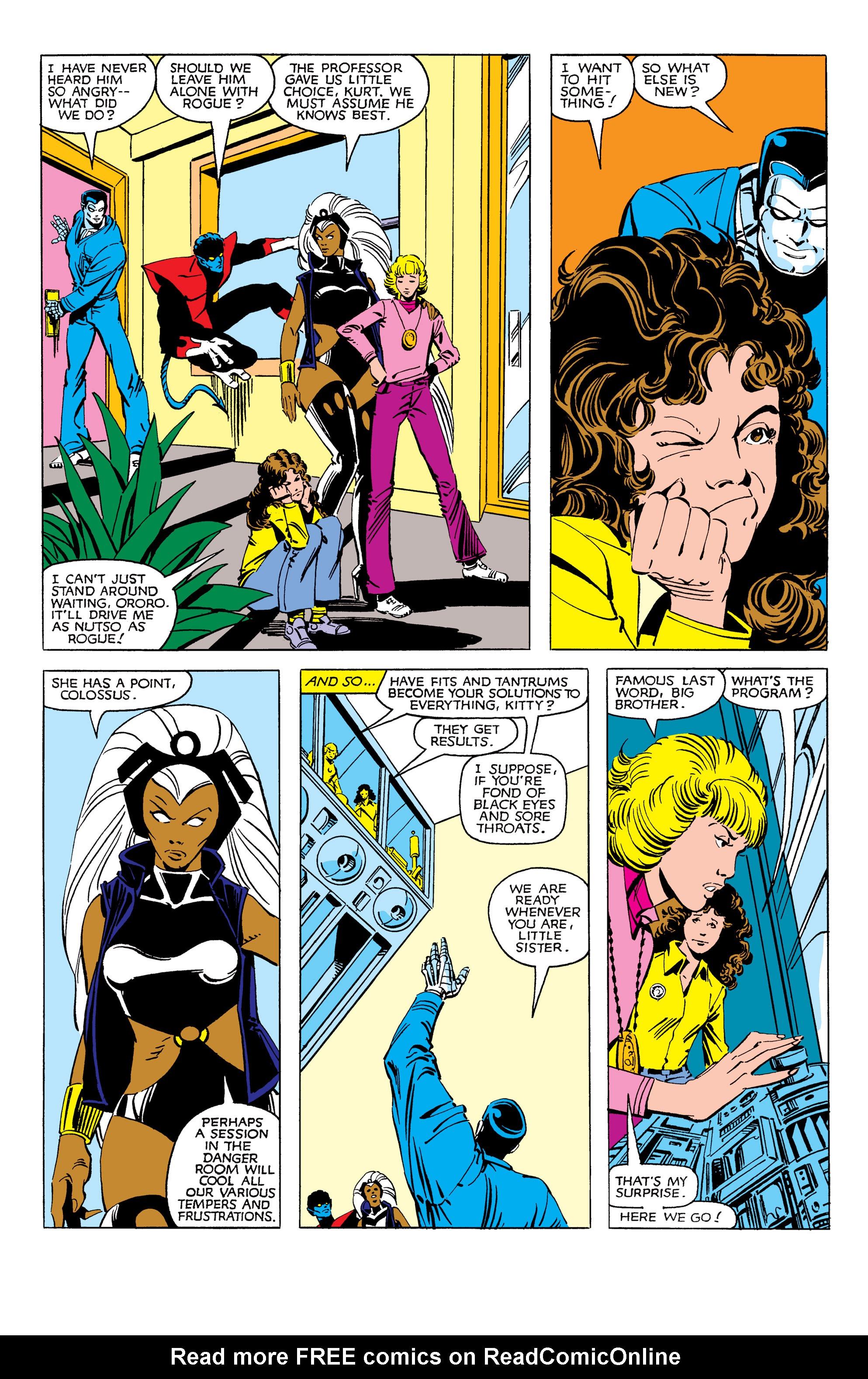 Read online Uncanny X-Men (1963) comic -  Issue #171 - 13
