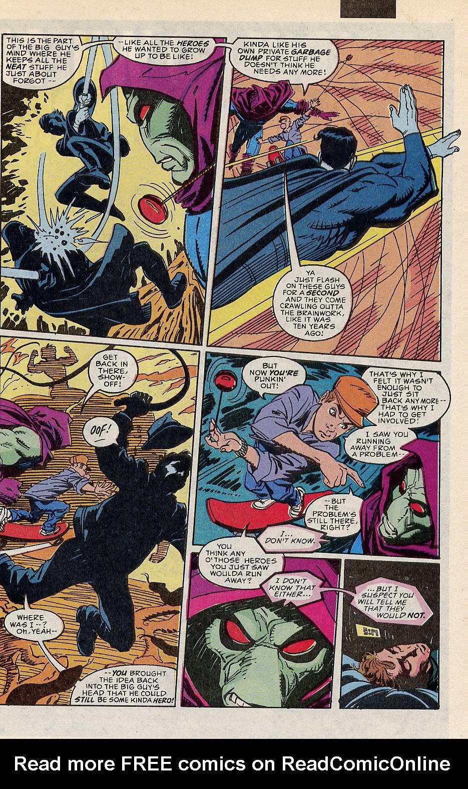 Read online Sleepwalker comic -  Issue #10 - 16