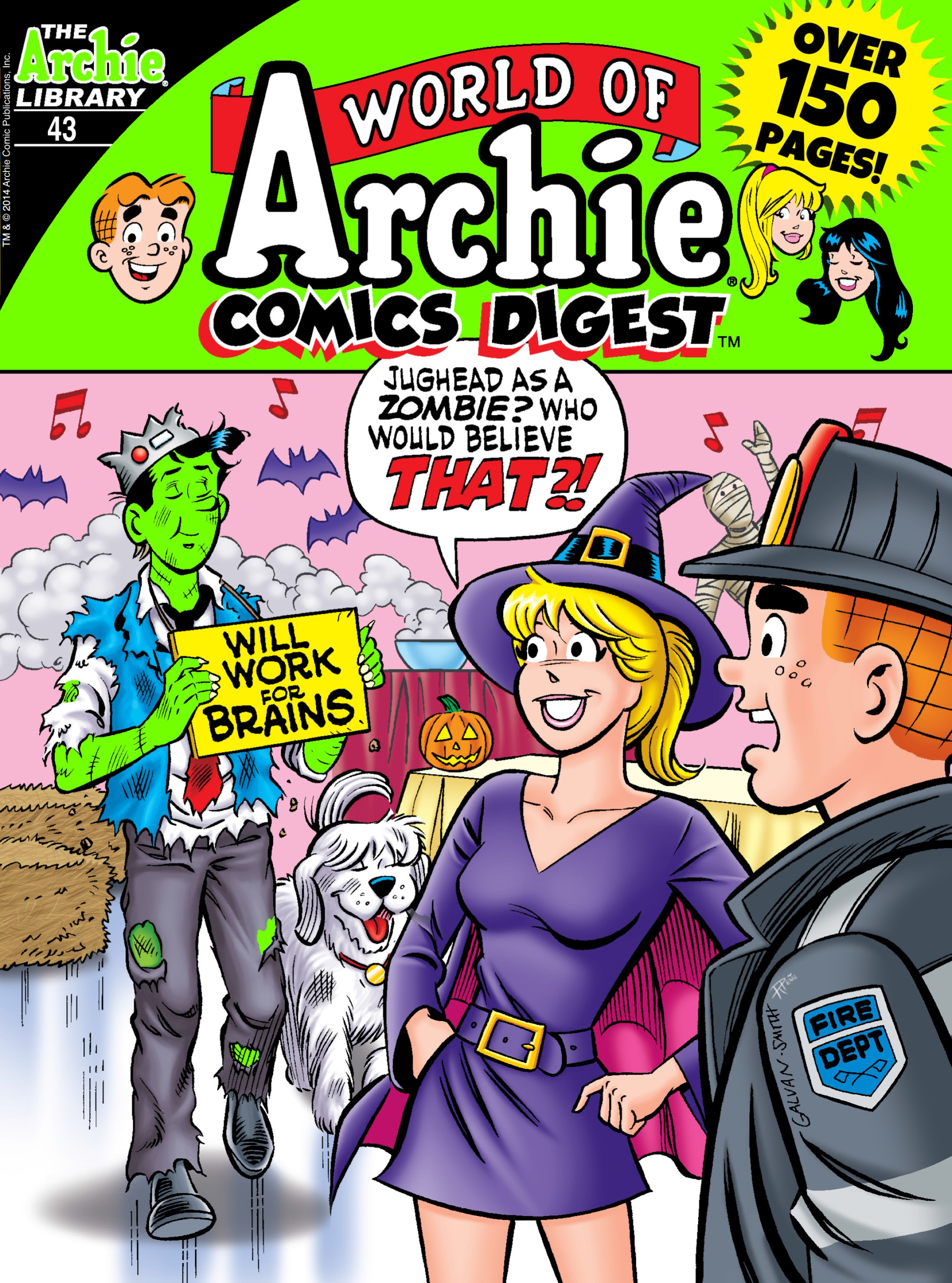 World of Archie Double Digest 43 Page 1
