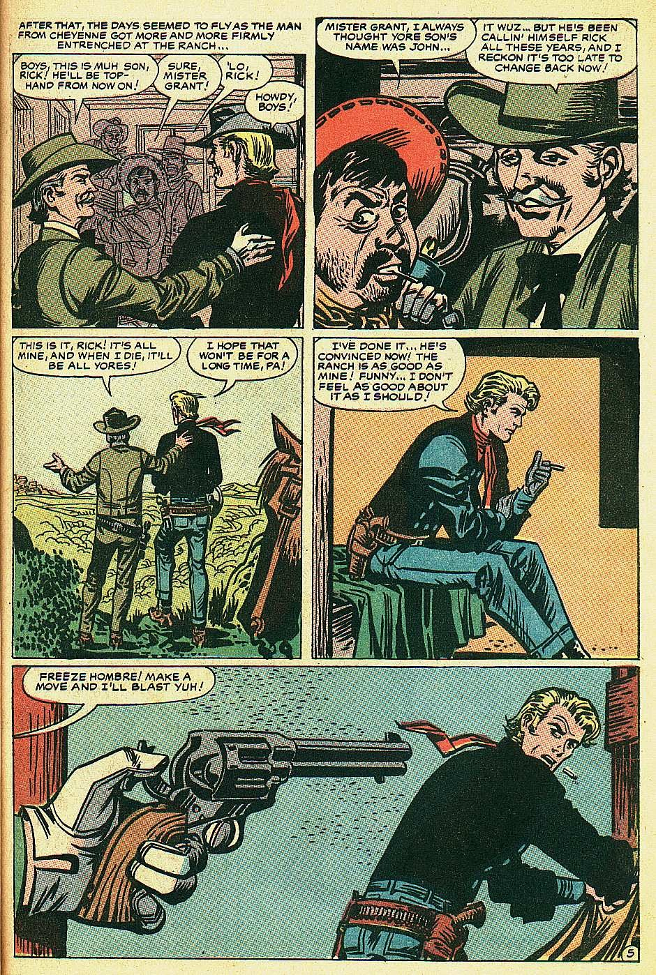 Quick-Trigger Western issue 13 - Page 6