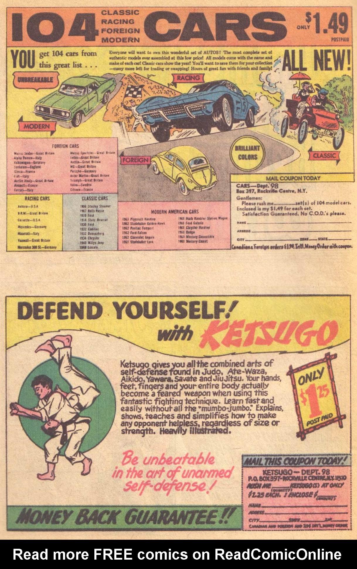 Read online Adventure Comics (1938) comic -  Issue #383 - 28