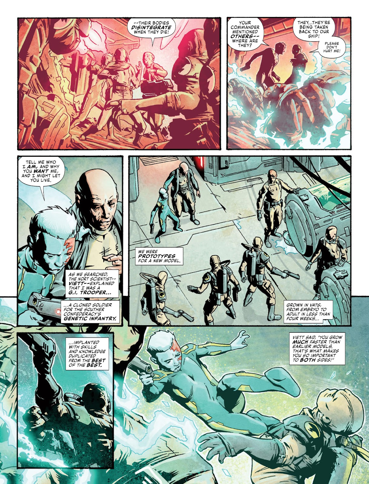 2000 AD issue 2220 - Page 46